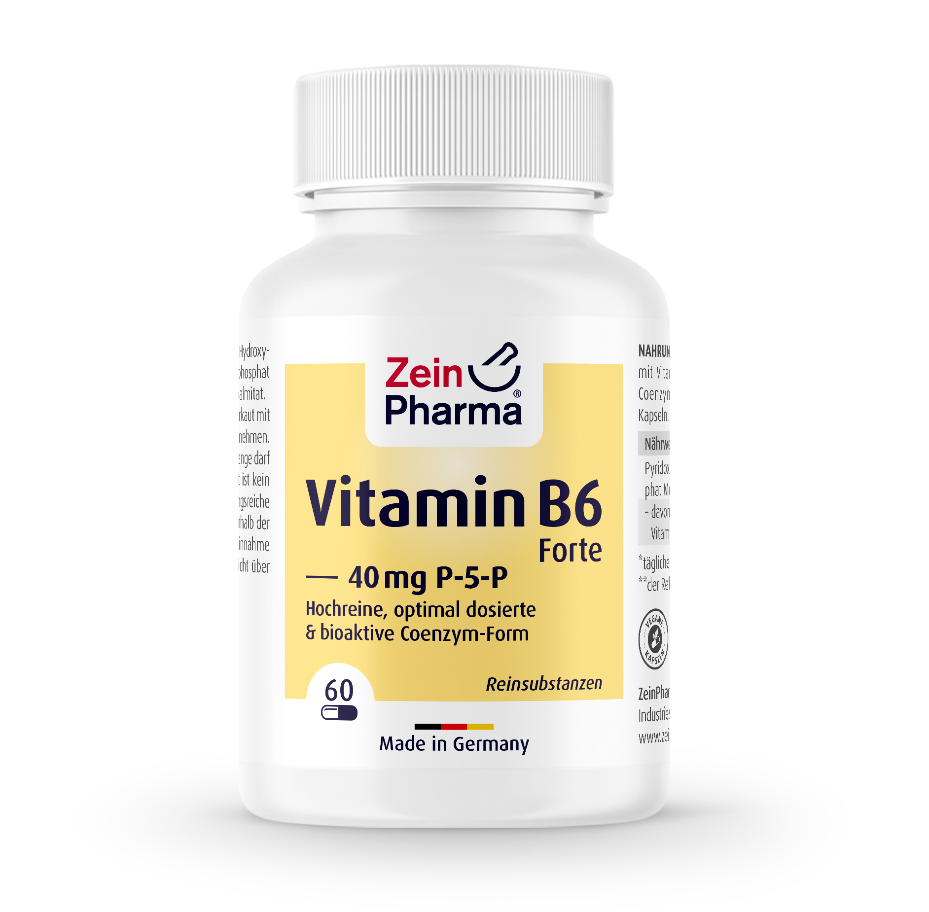 Vitamin B6 (P-5-P) Kapseln