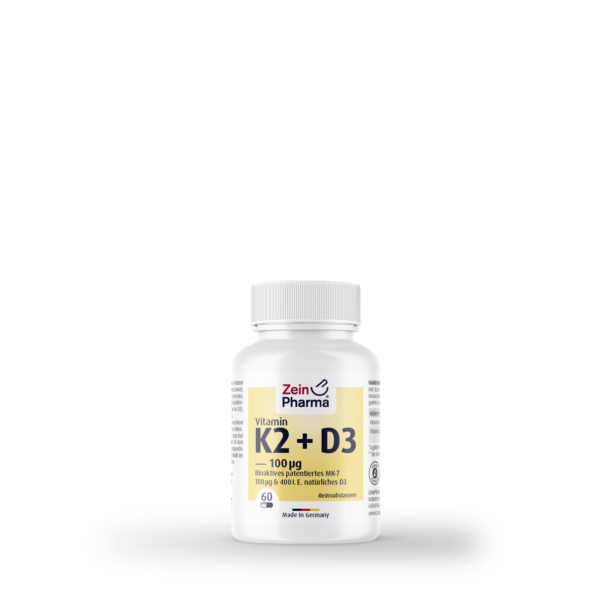 Vitamin K2 + D3 100 µg