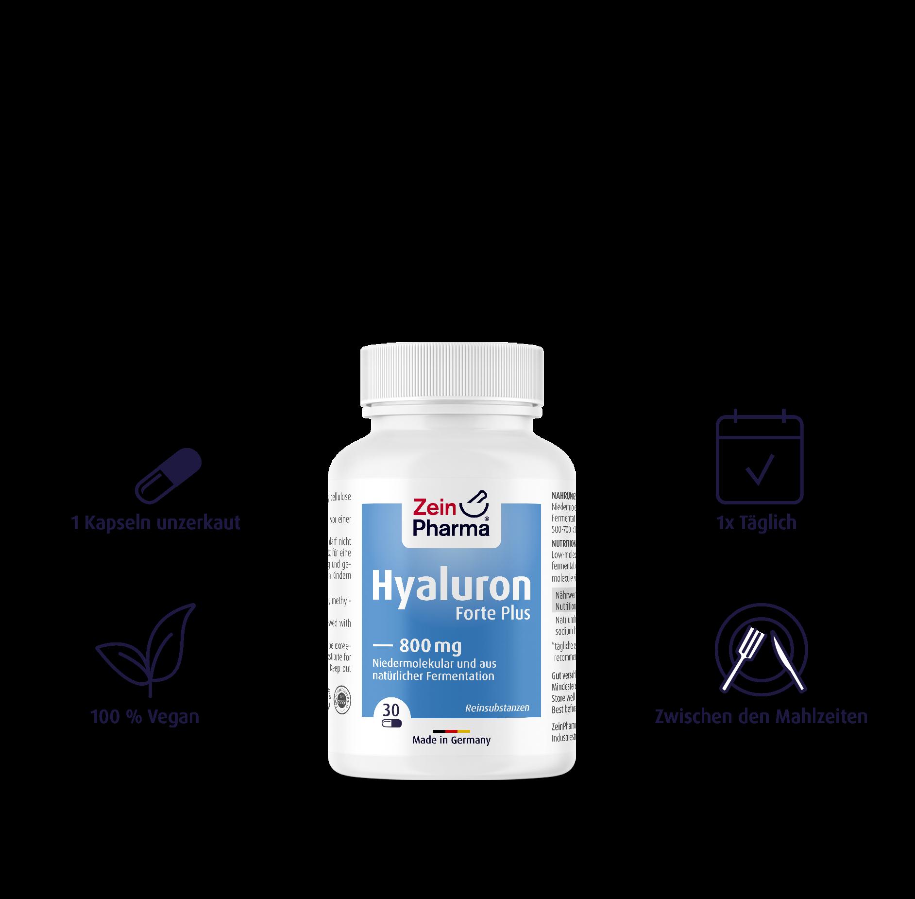 Hyaluron Forte Plus Kapseln