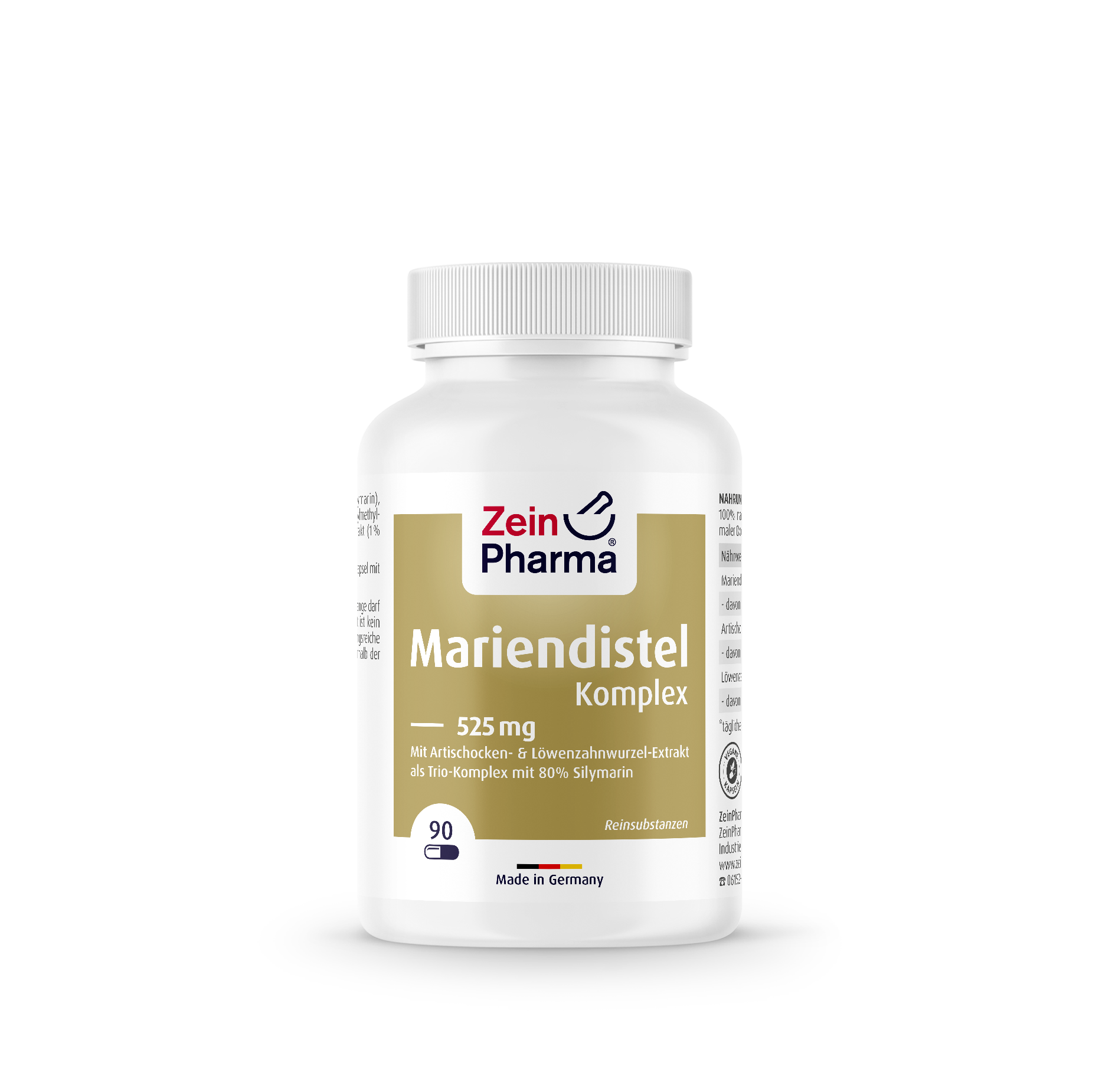 Mariendistel Komplex 525 mg