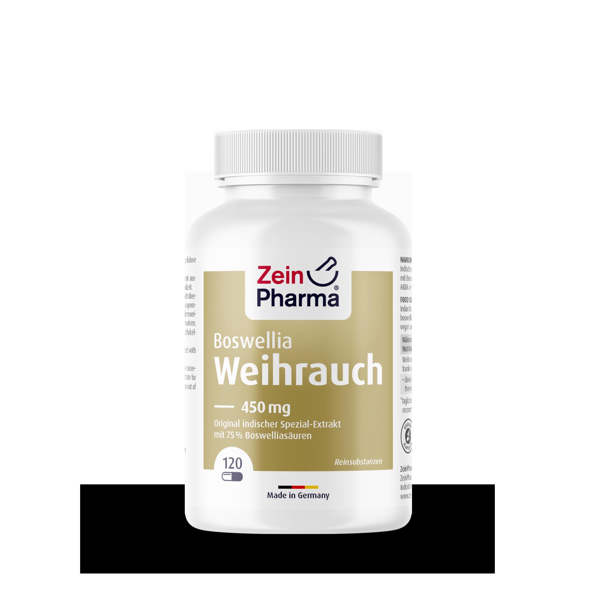 Weihrauch 450 mg