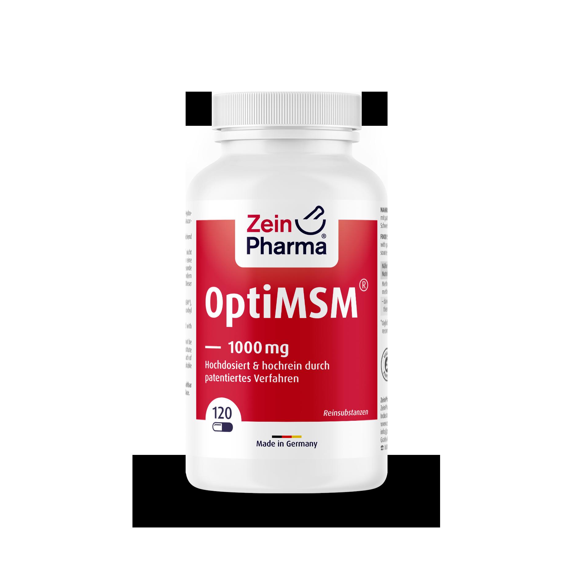 OptiMSM 1000 mg