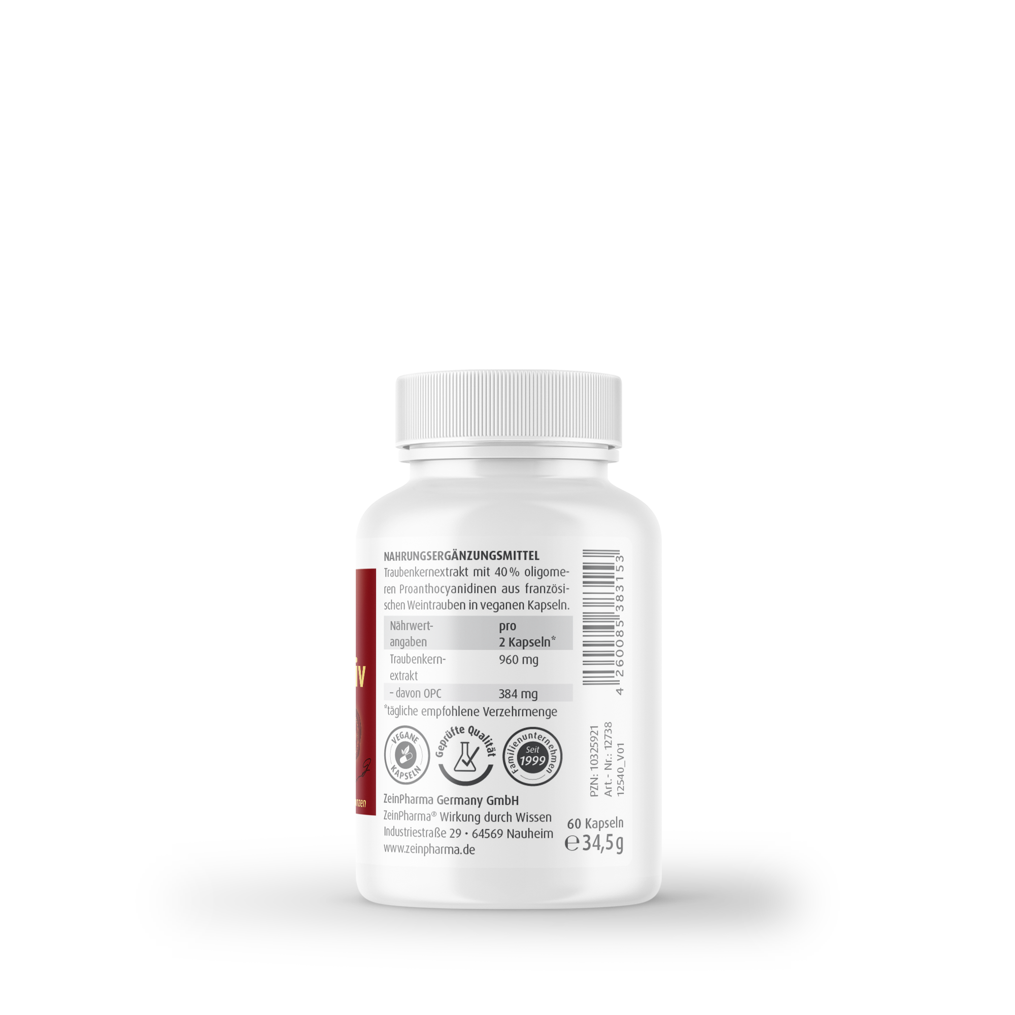 OPC nativ 192 mg