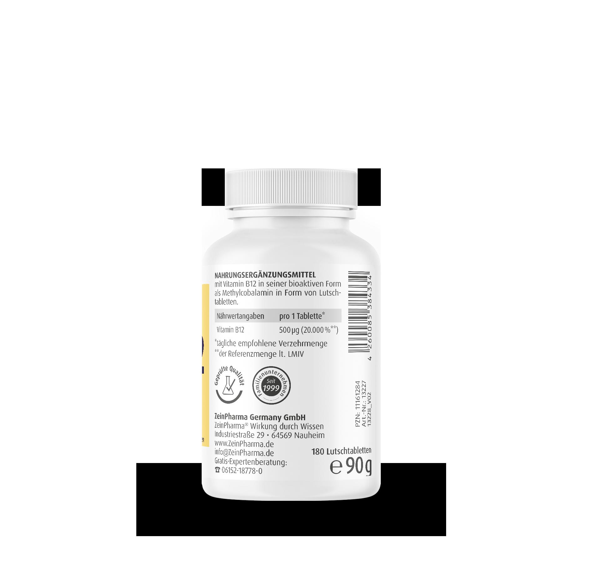 Vitamin B12 500 µg