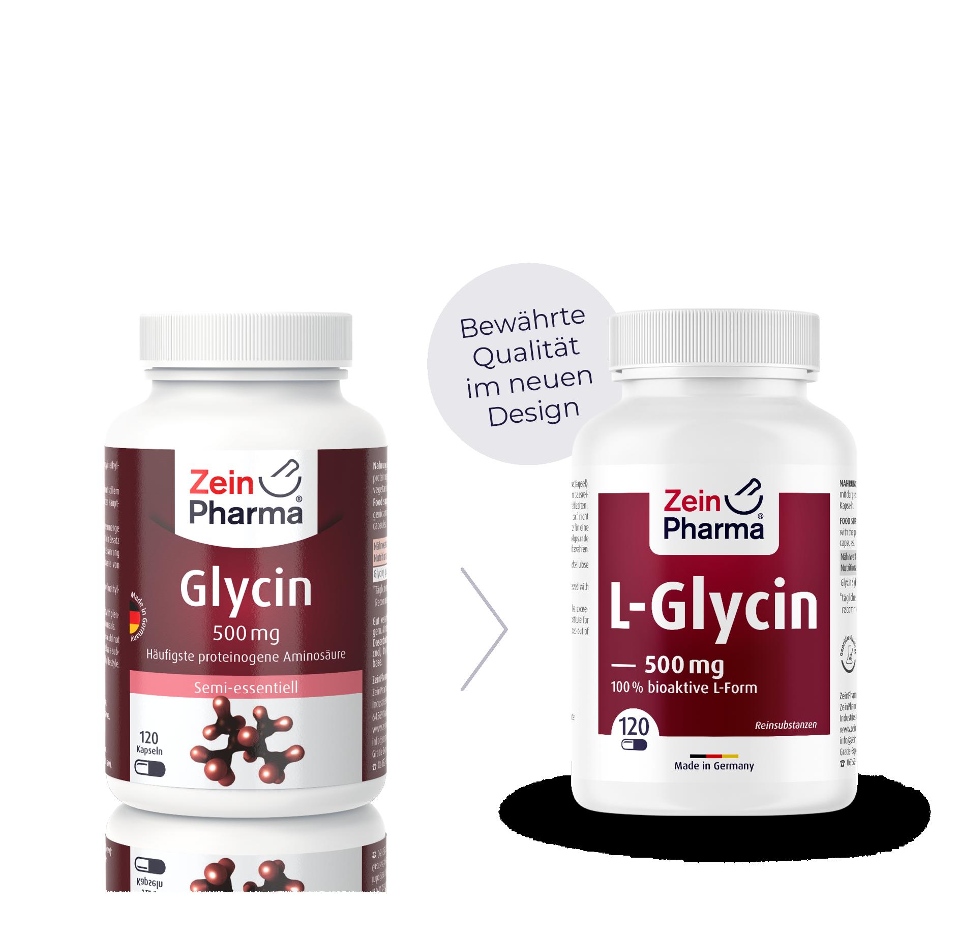 L-Glycin Kapseln