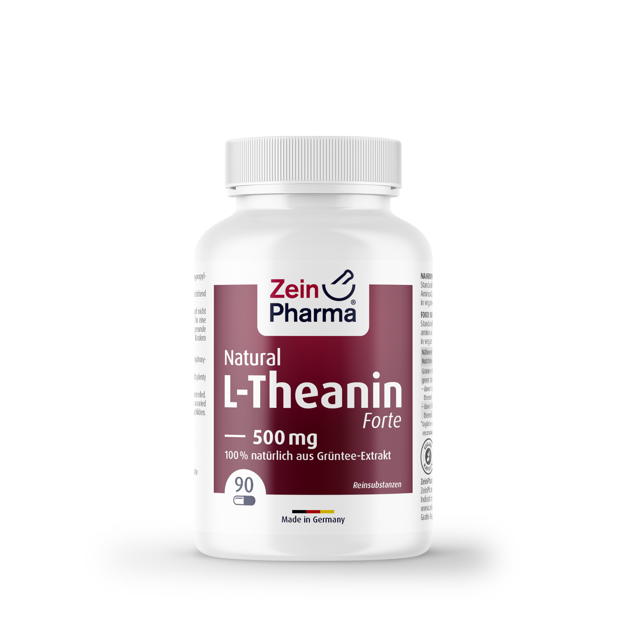 L-Theanin Natural Forte 500 mg