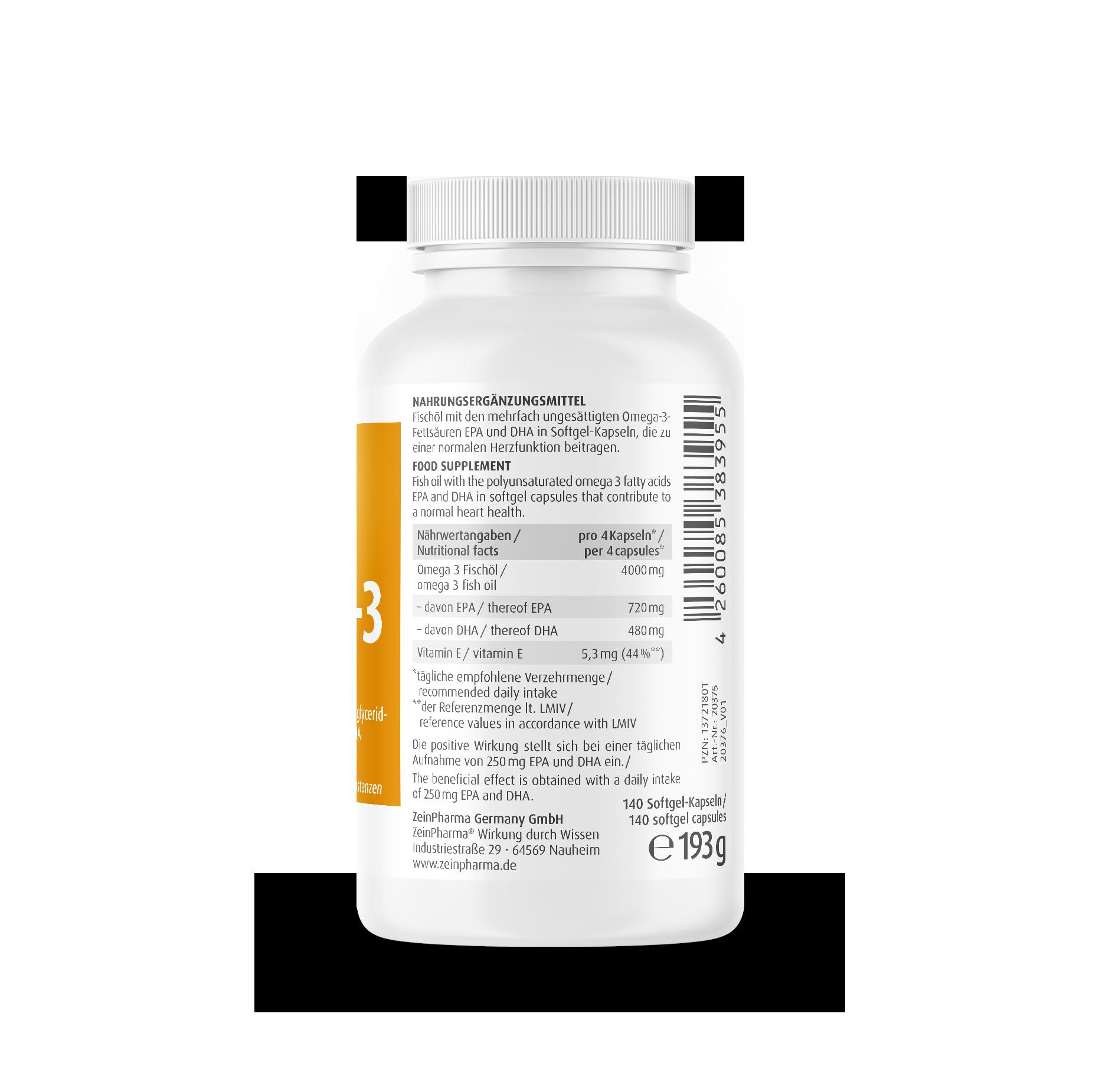Omega-3 1000 mg