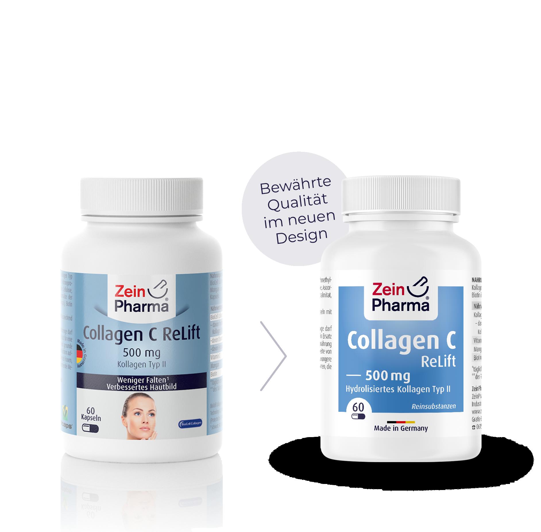 Collagen C ReLift Kapseln