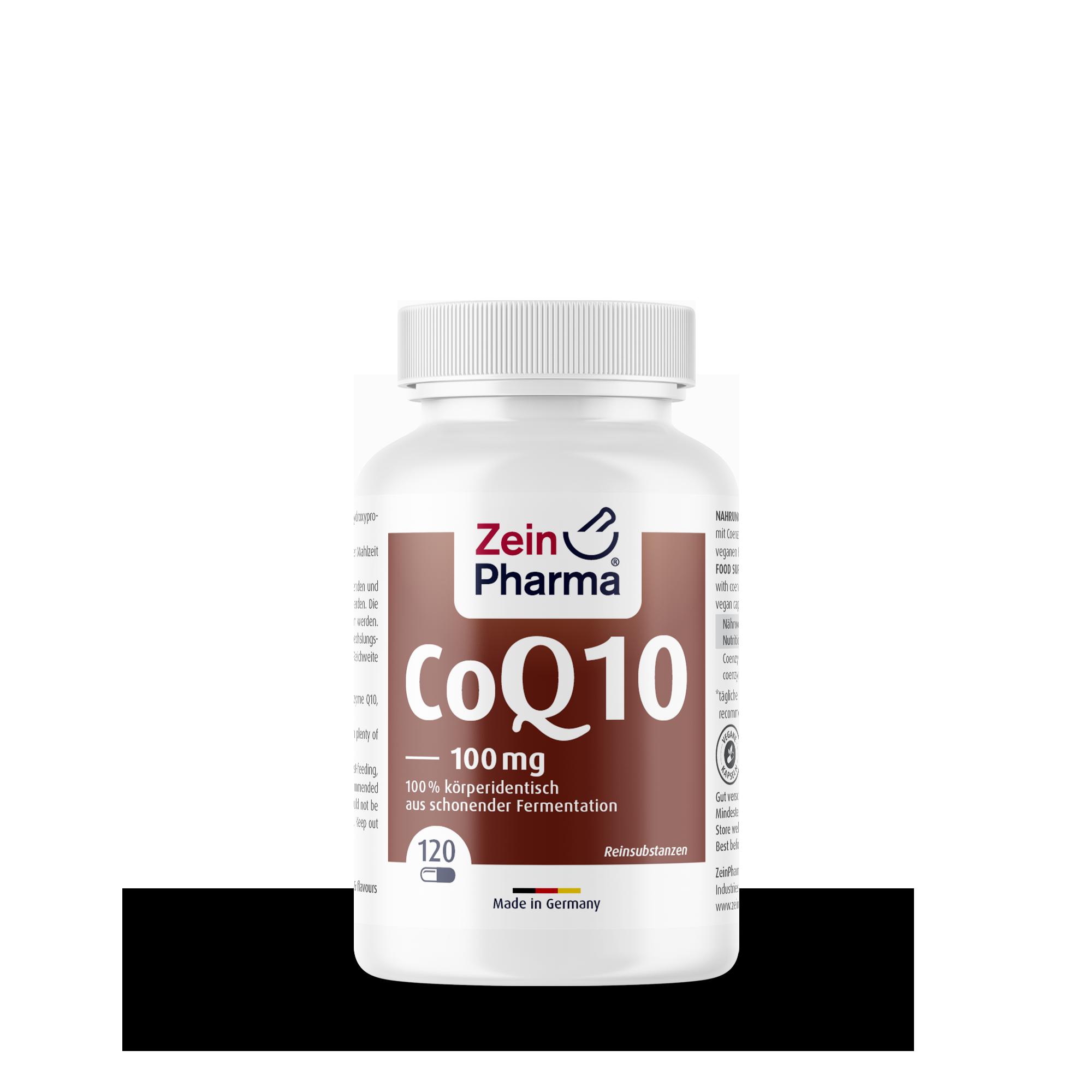 Coenzym Q10 100 mg