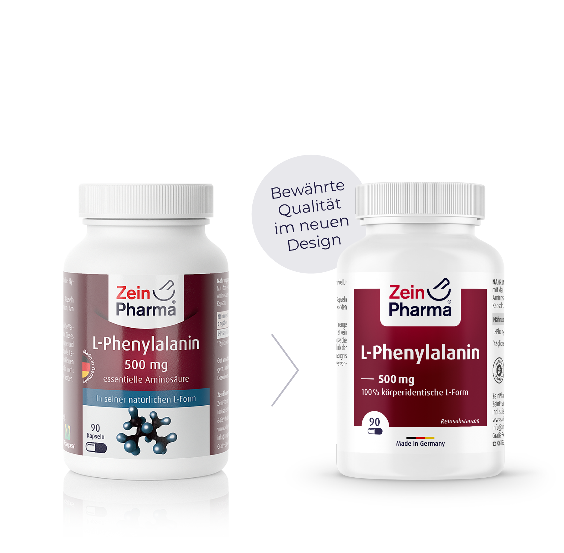 L-Phenylalanin Kapseln