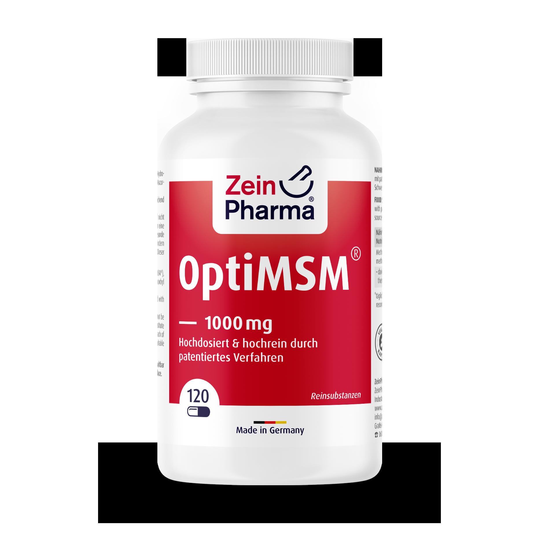 OptiMSM® Kapseln