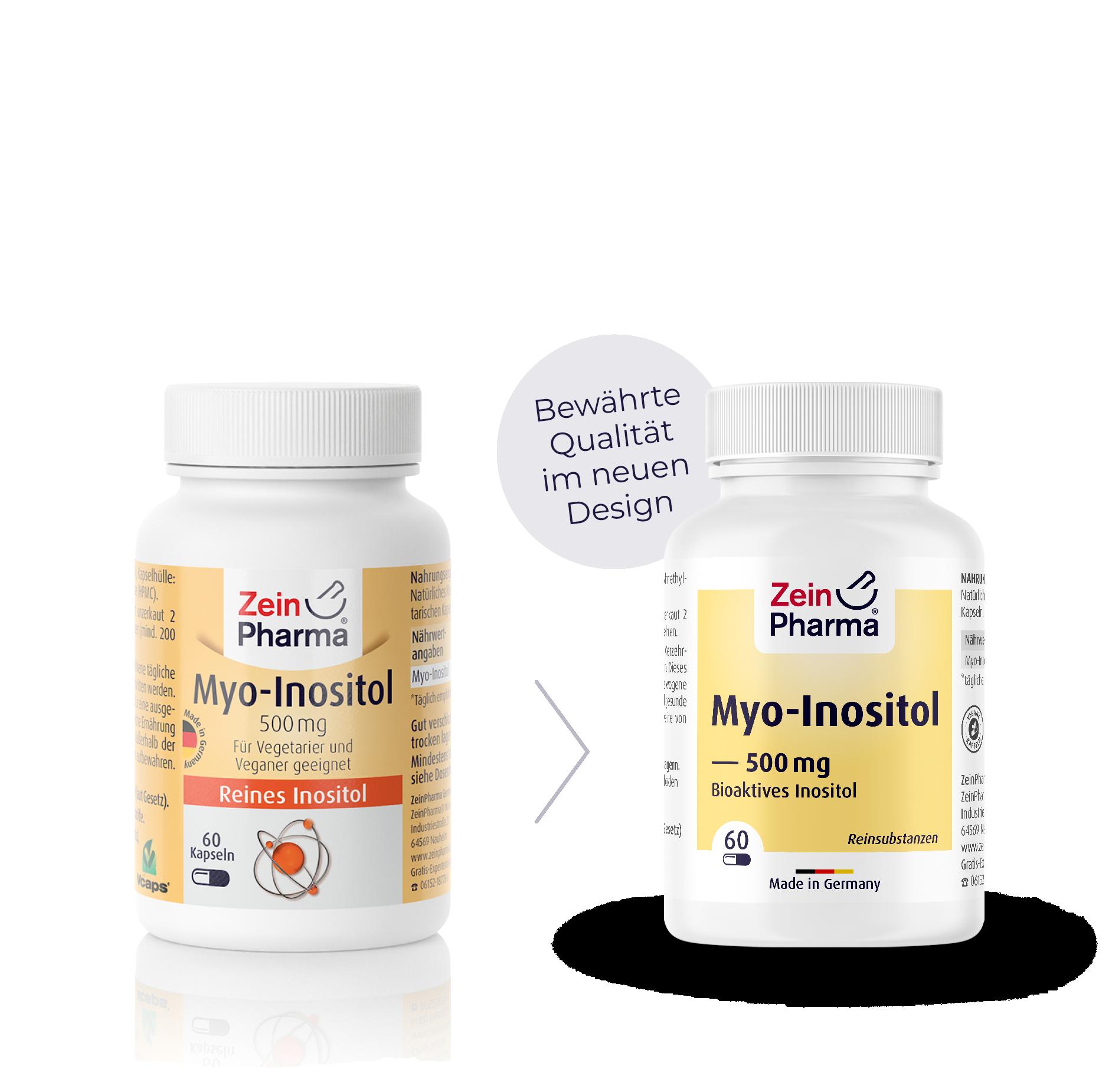 Myo-Inositol Kapseln