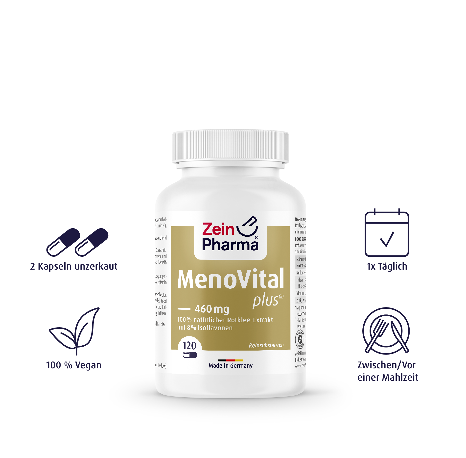 MenoVital plus® Kapseln 460 mg