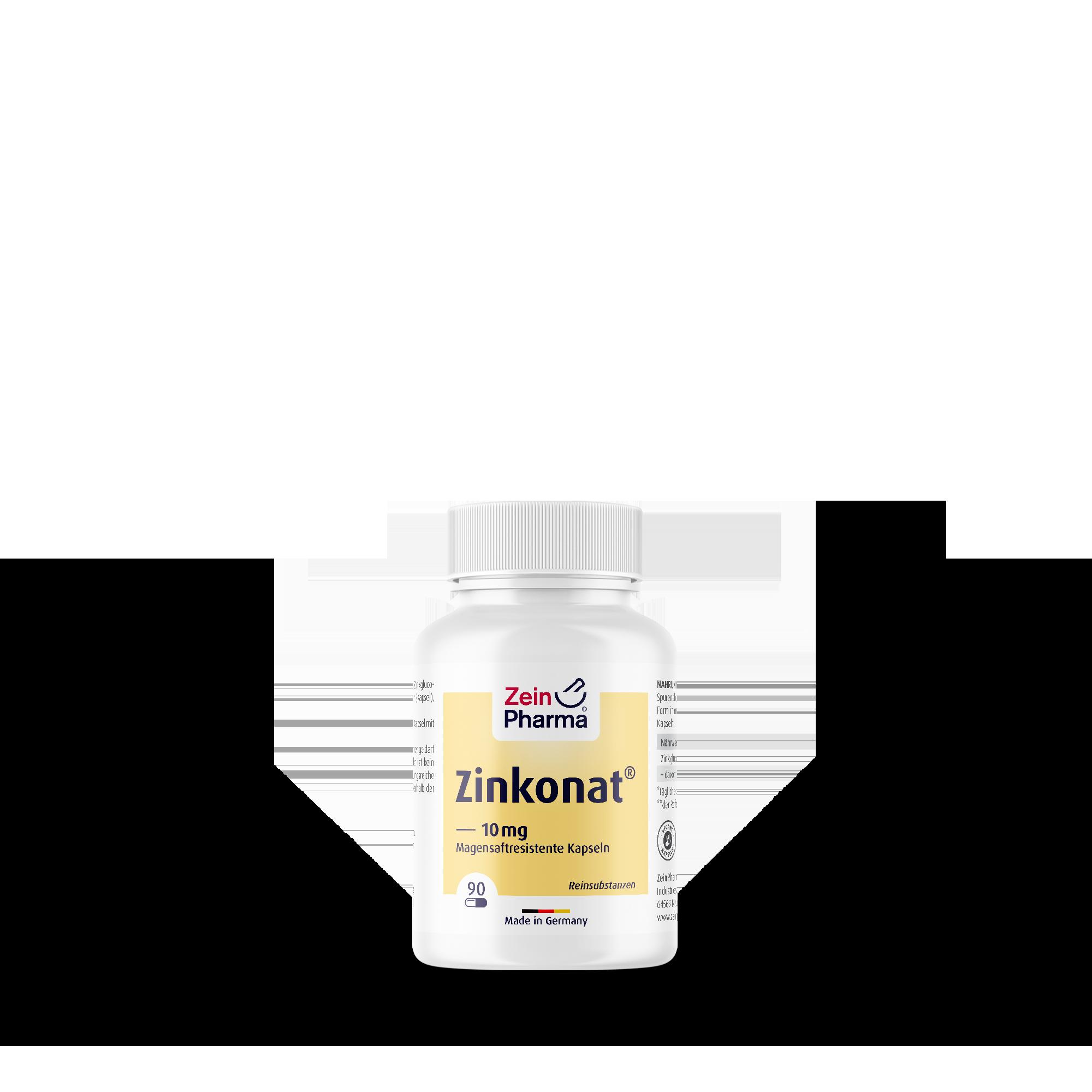 Zinkonat 10 mg