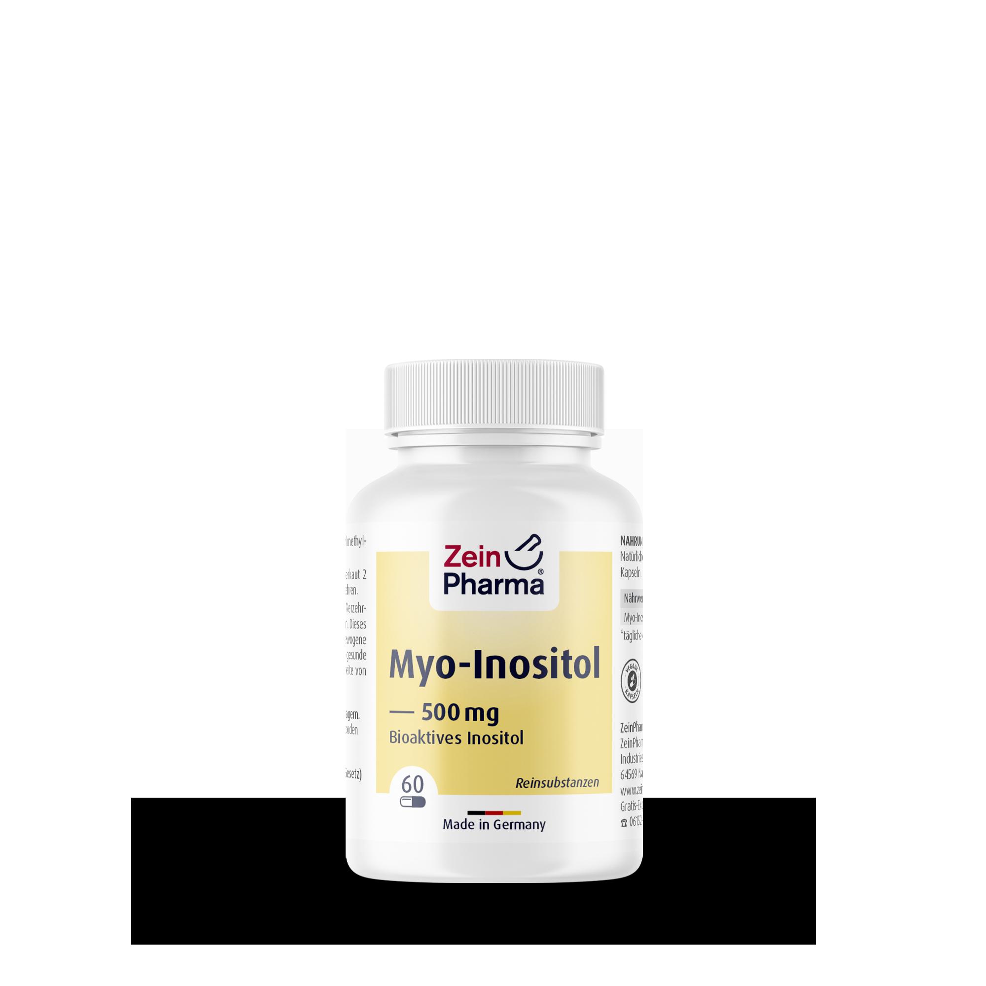 Myo-Inositol 500 mg