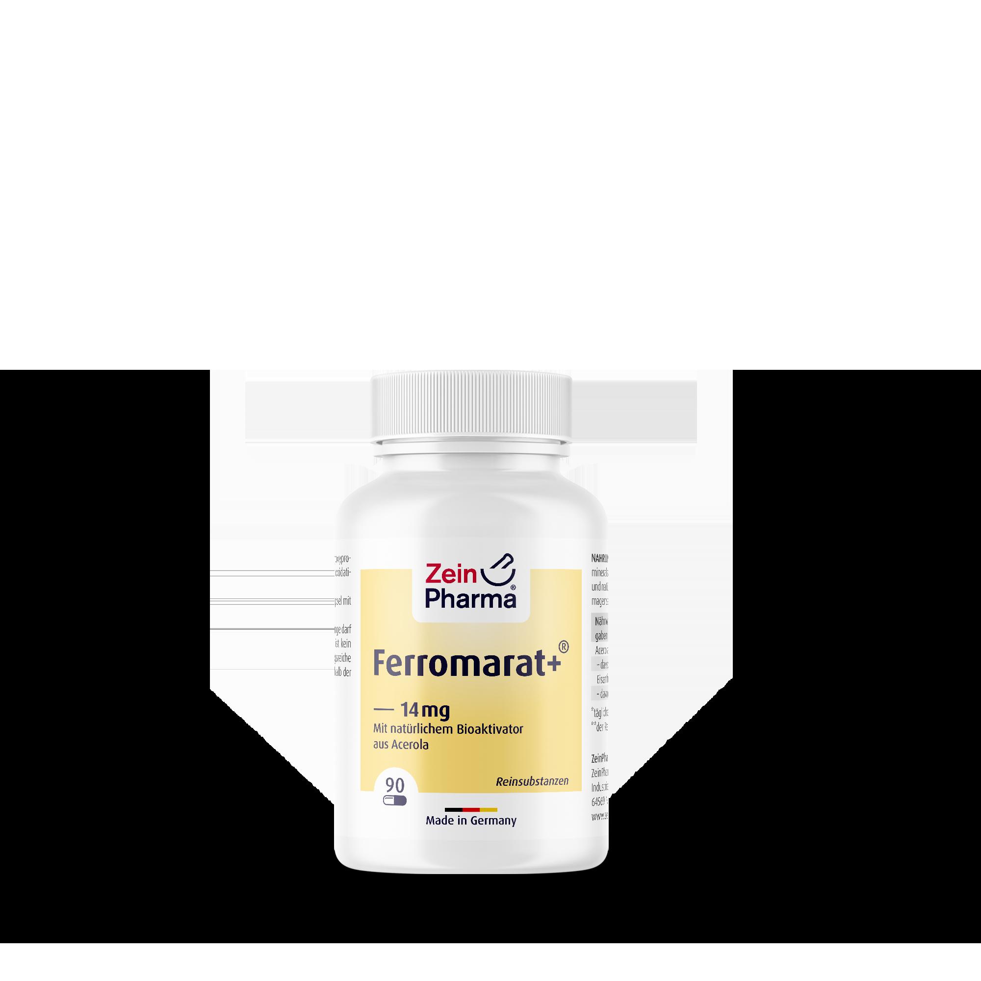 Ferromarat 14 mg