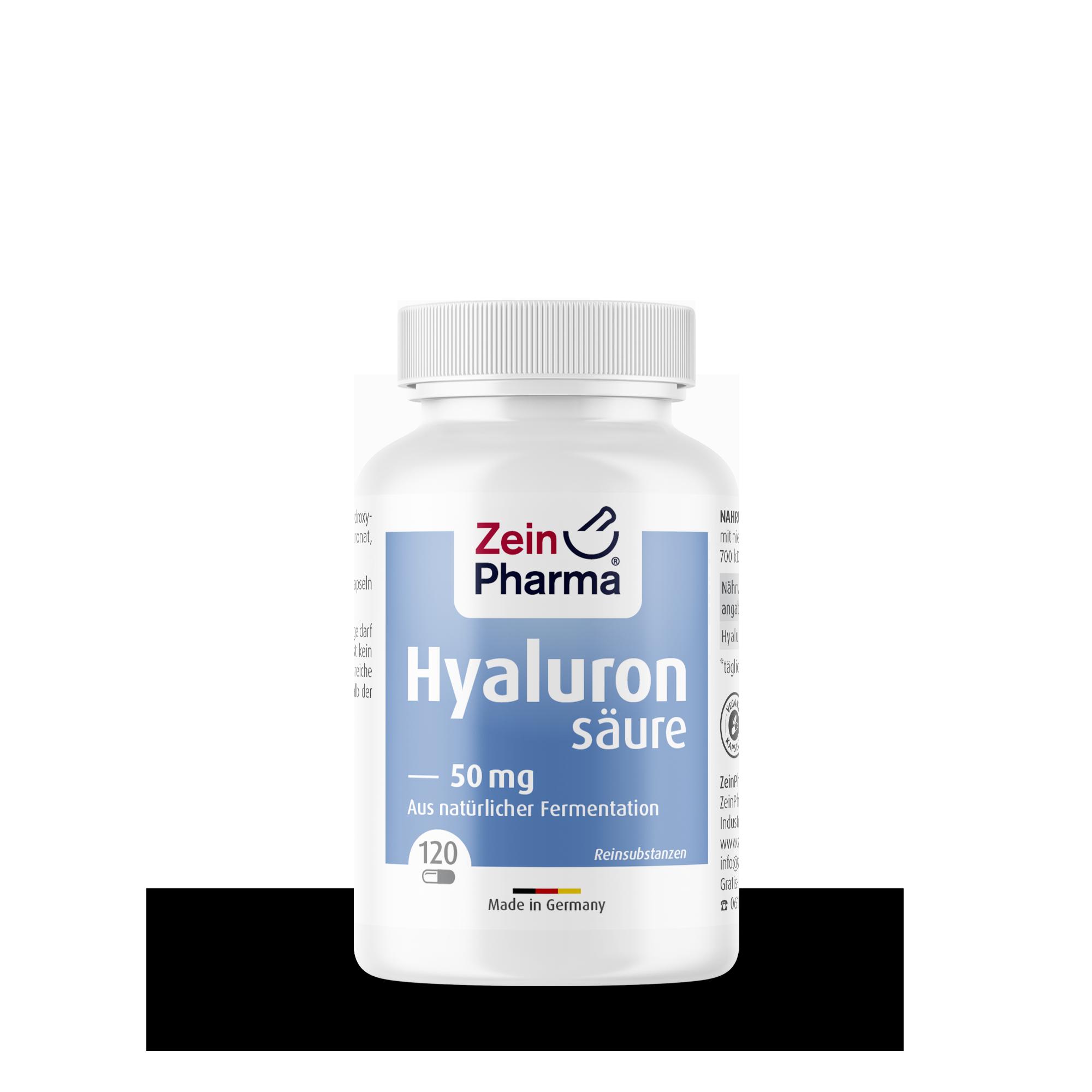 Hyaluronsäure 50 mg