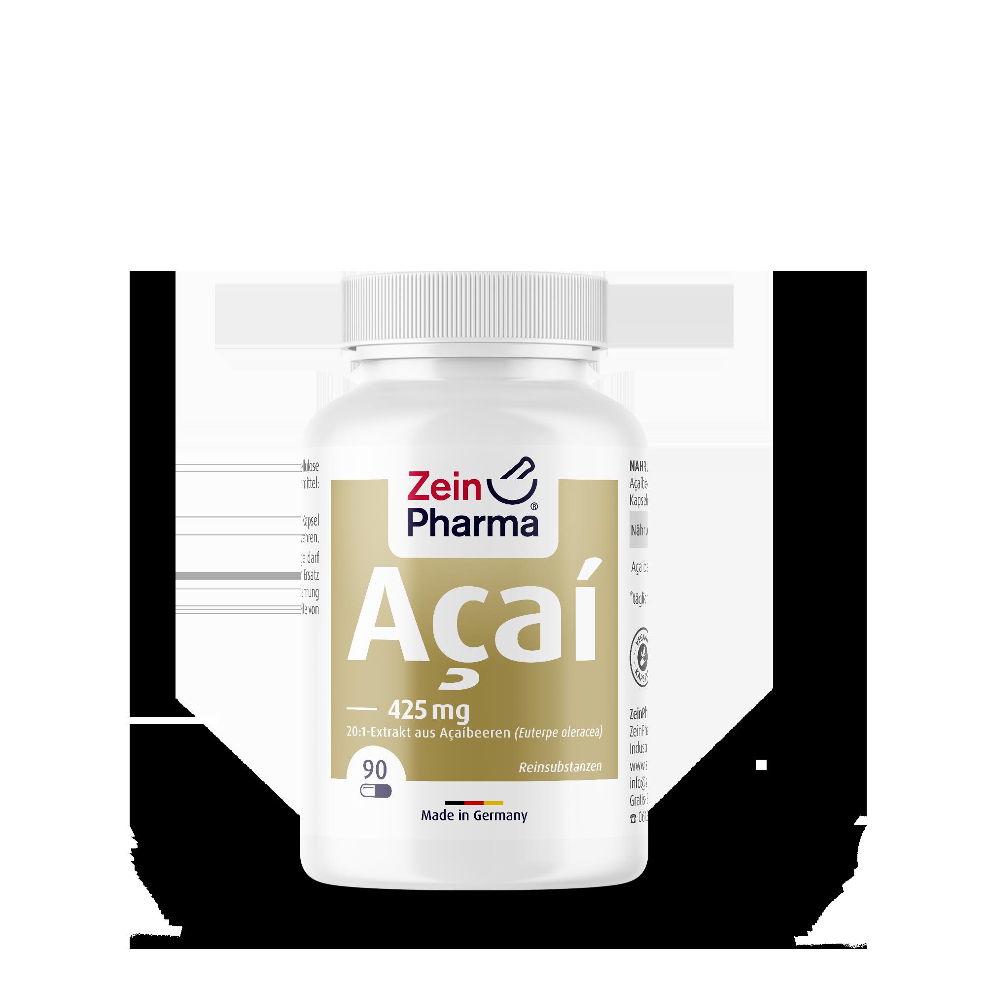 Açaí 425 mg