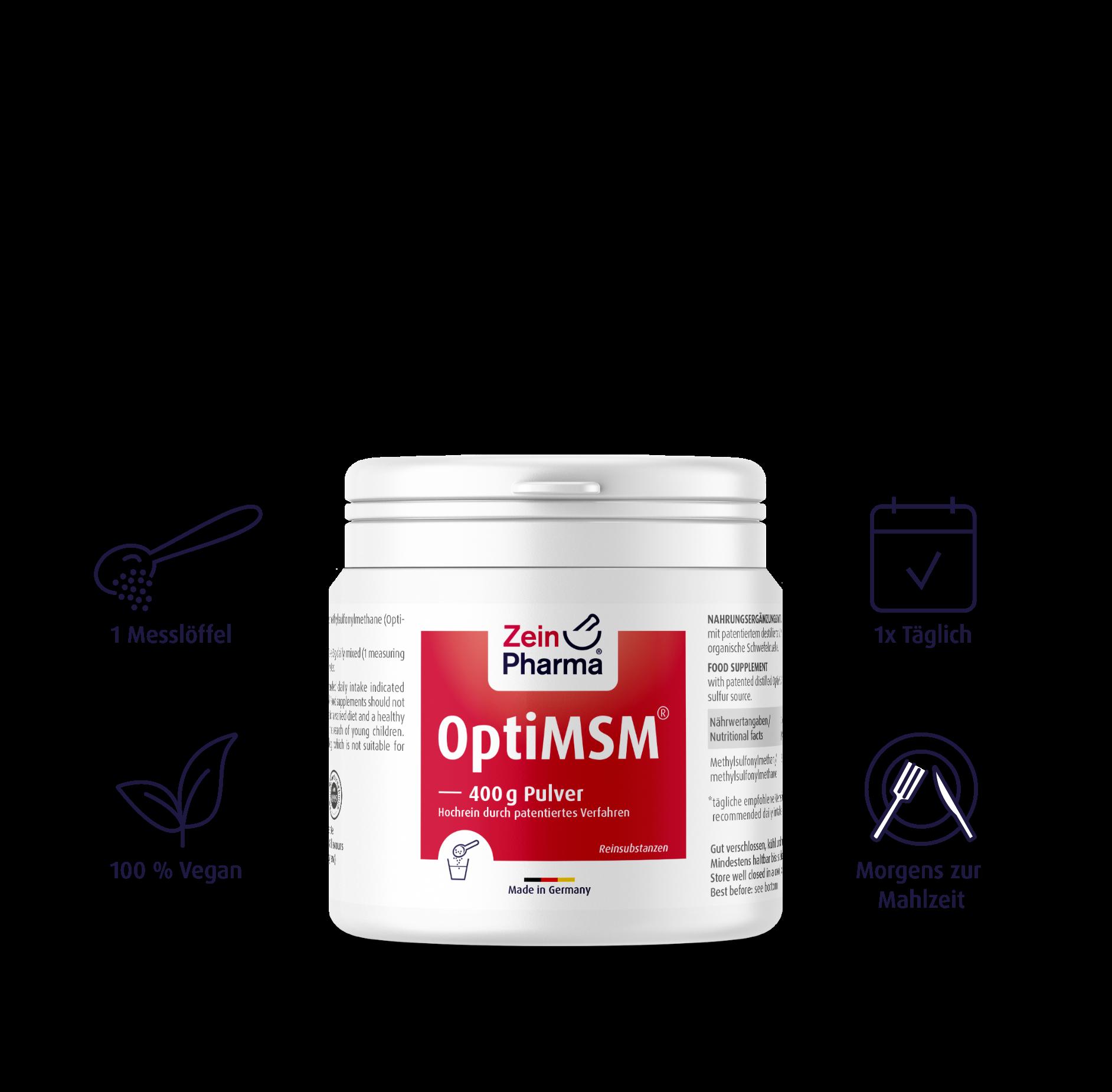 OptiMSM® Pulver