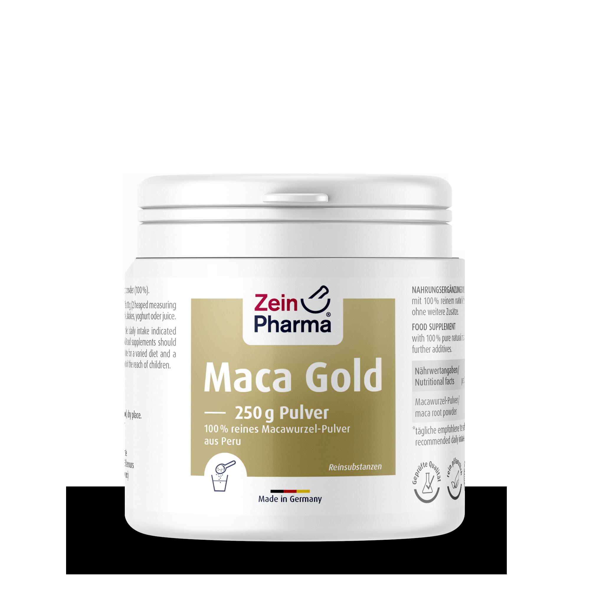 Maca Gold Pulver 250 g