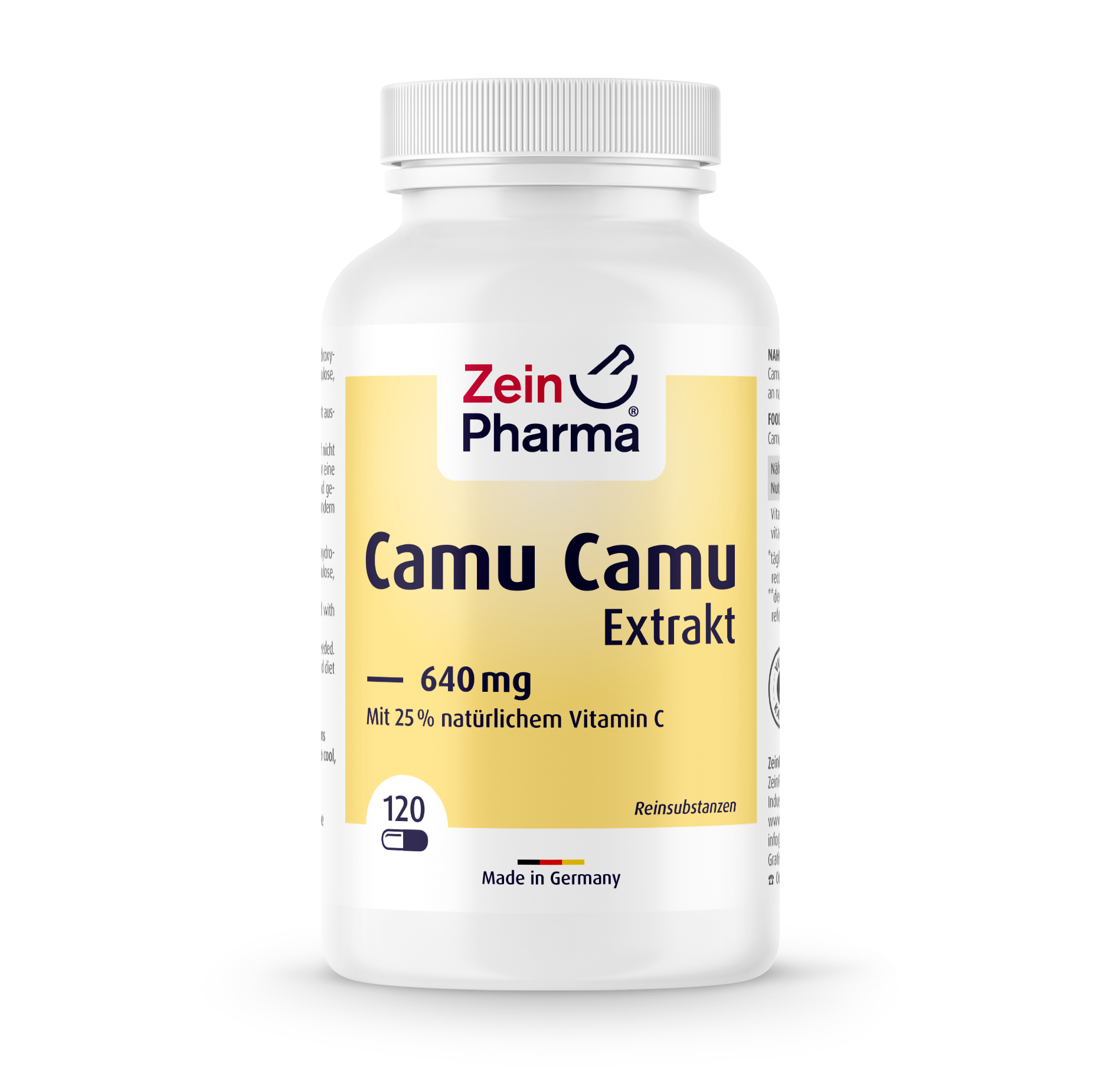 Camu Camu Extrakt Kapseln