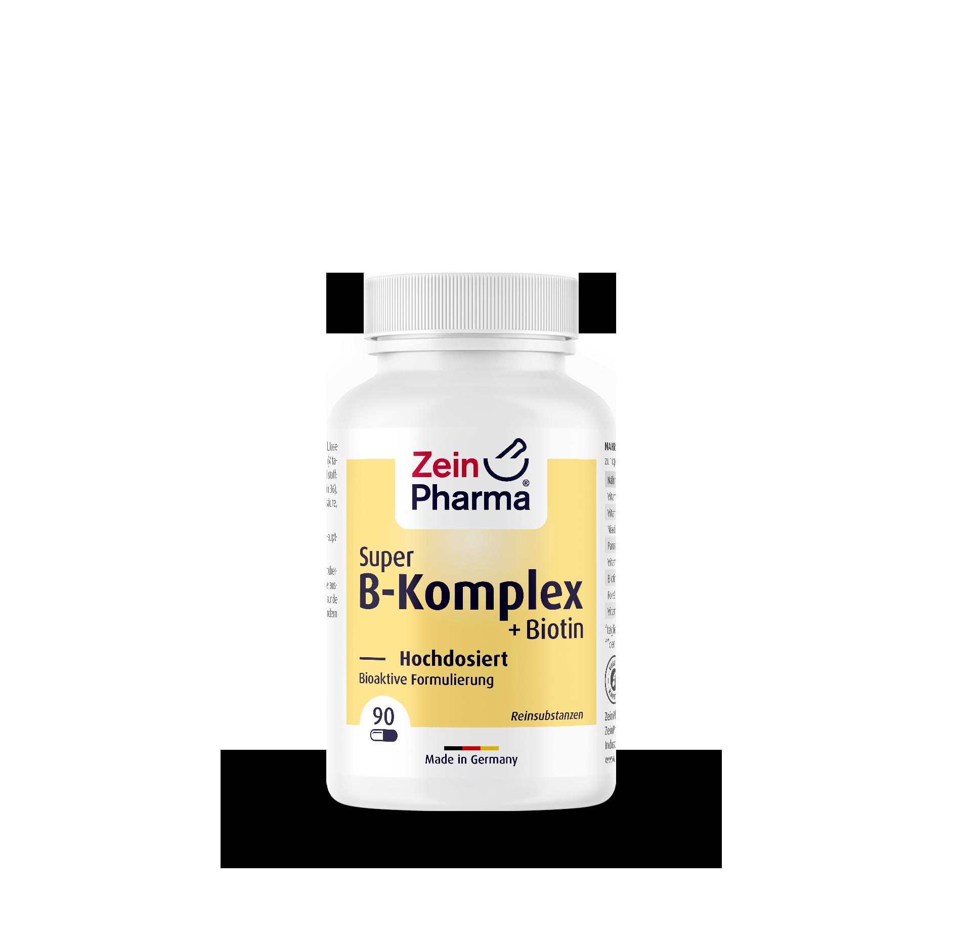 Super B Komplex + Biotin