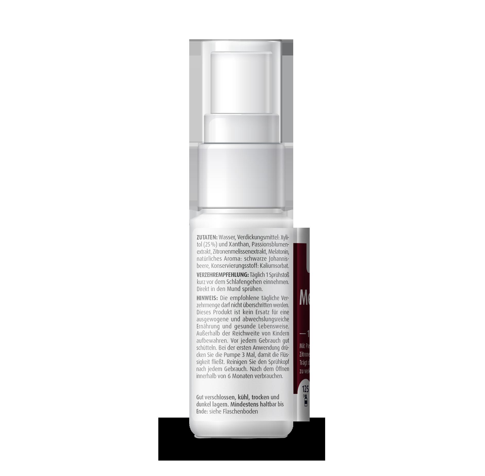 Melatonin Spray 1 mg