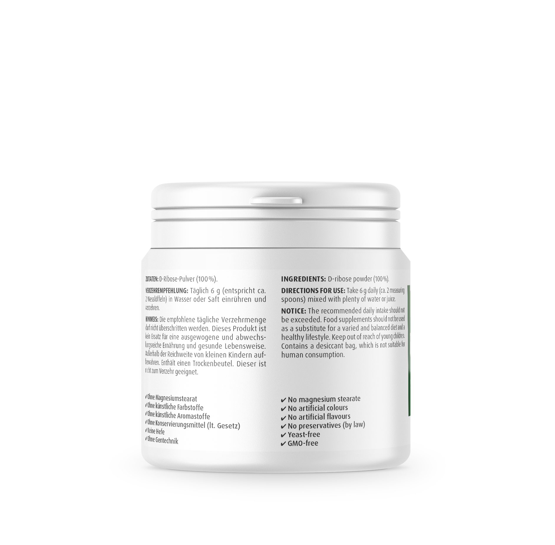 D-Ribose 200 g