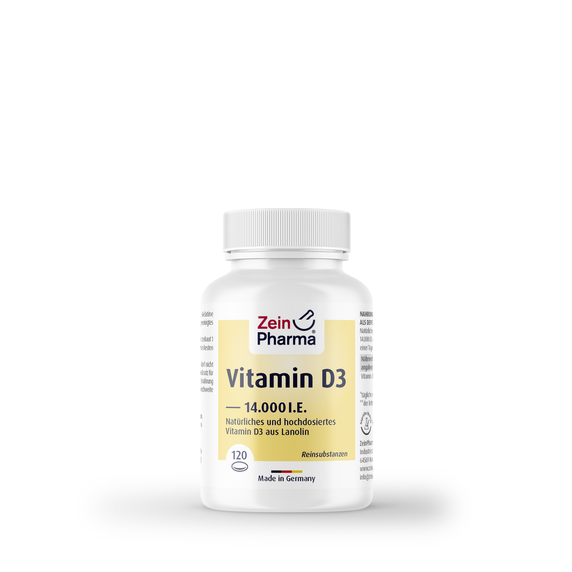 Vitamin D3 14.000 I.E.