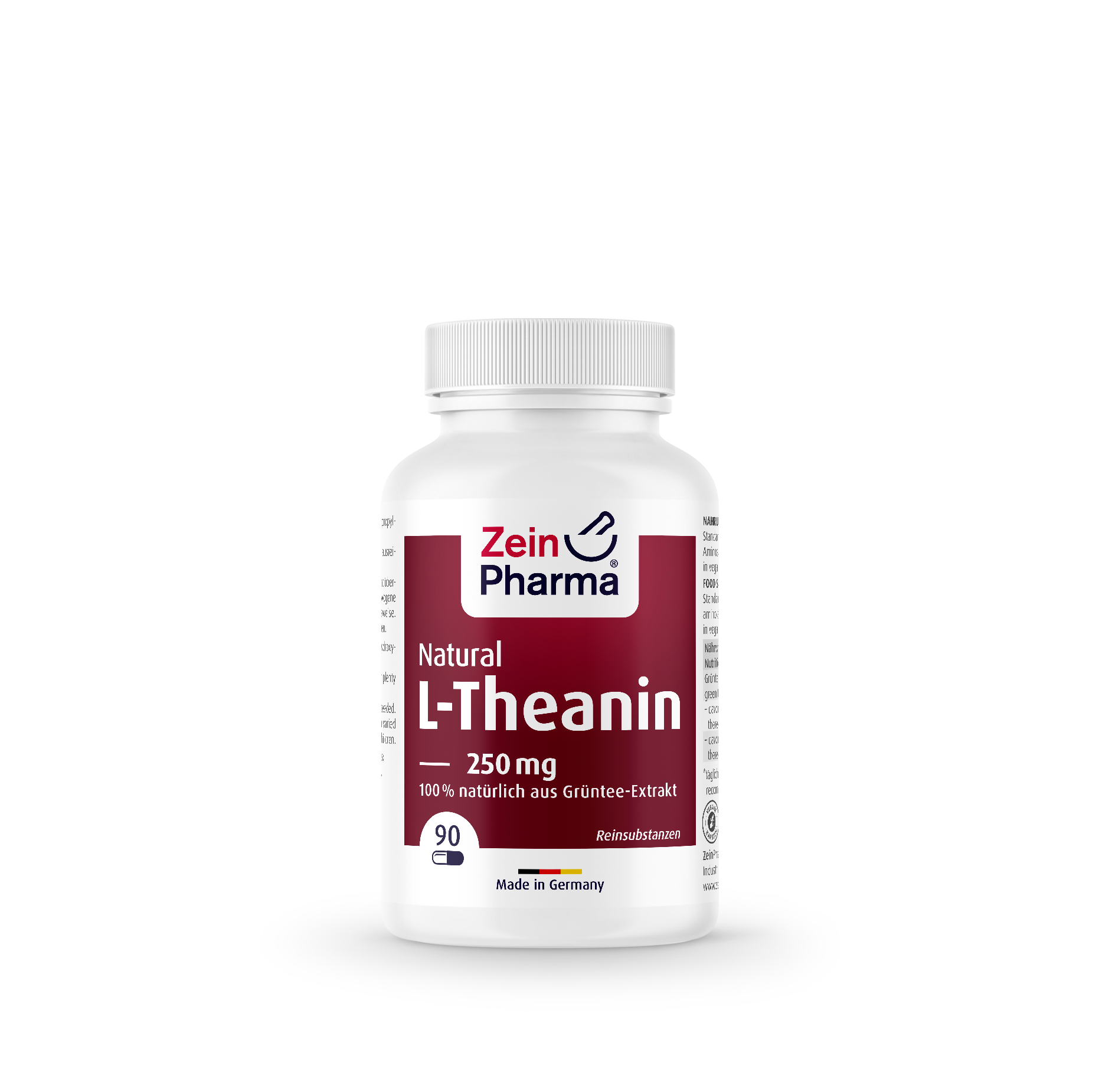 L-Theanin Natural 250 mg