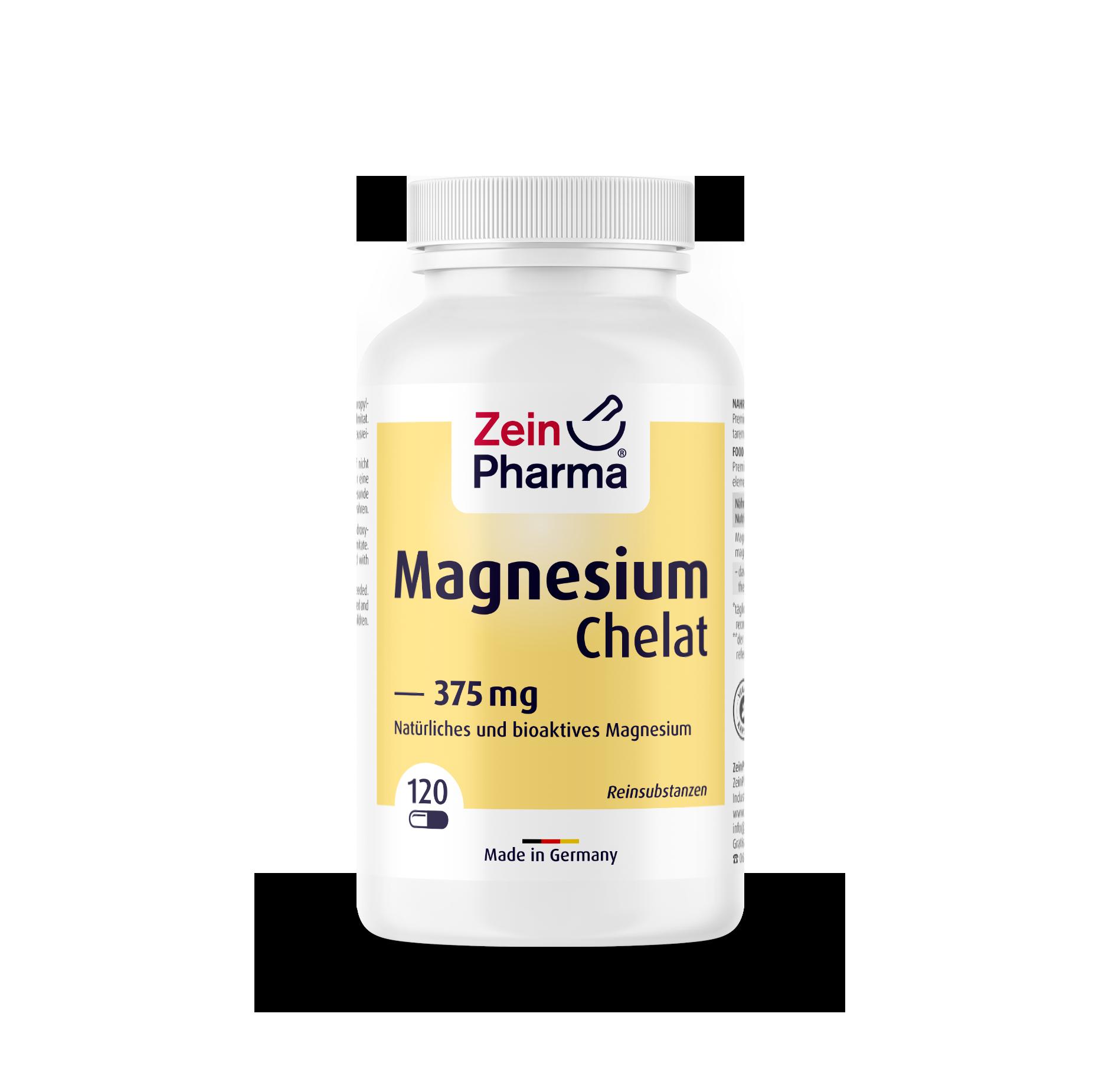 Magnesiumchelat 375 mg