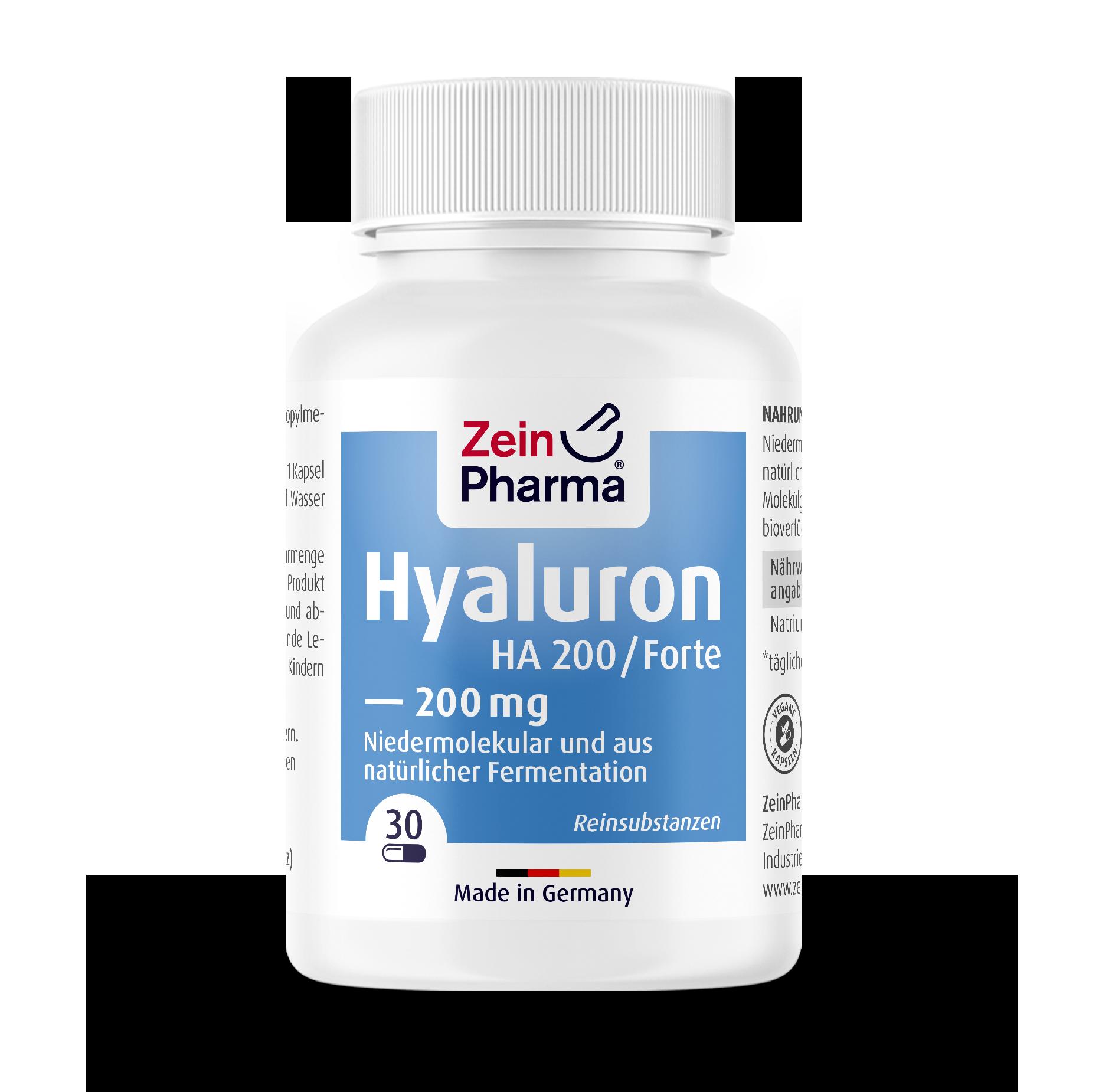 Hyaluron HA Forte Kapseln