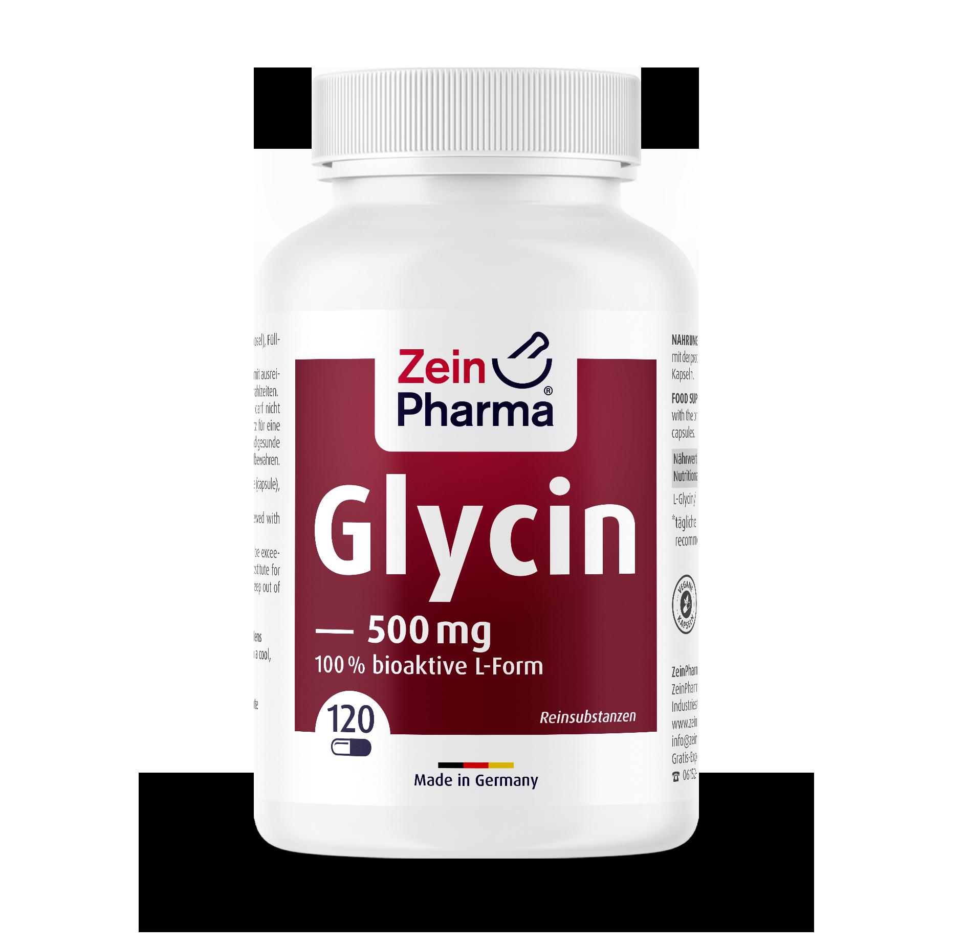 Glycin Kapseln