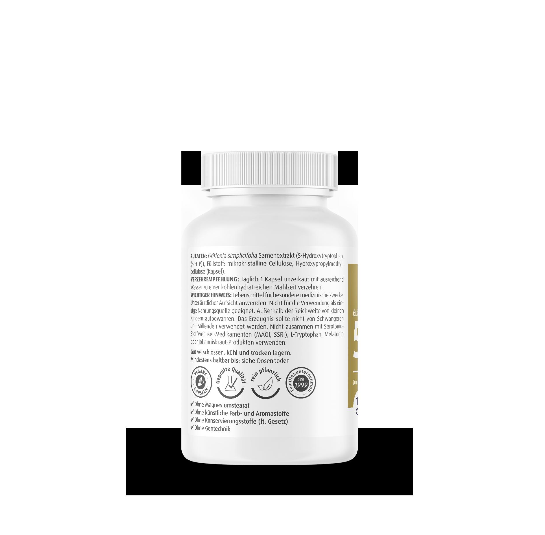 Griffonia 5-HTP 200 mg