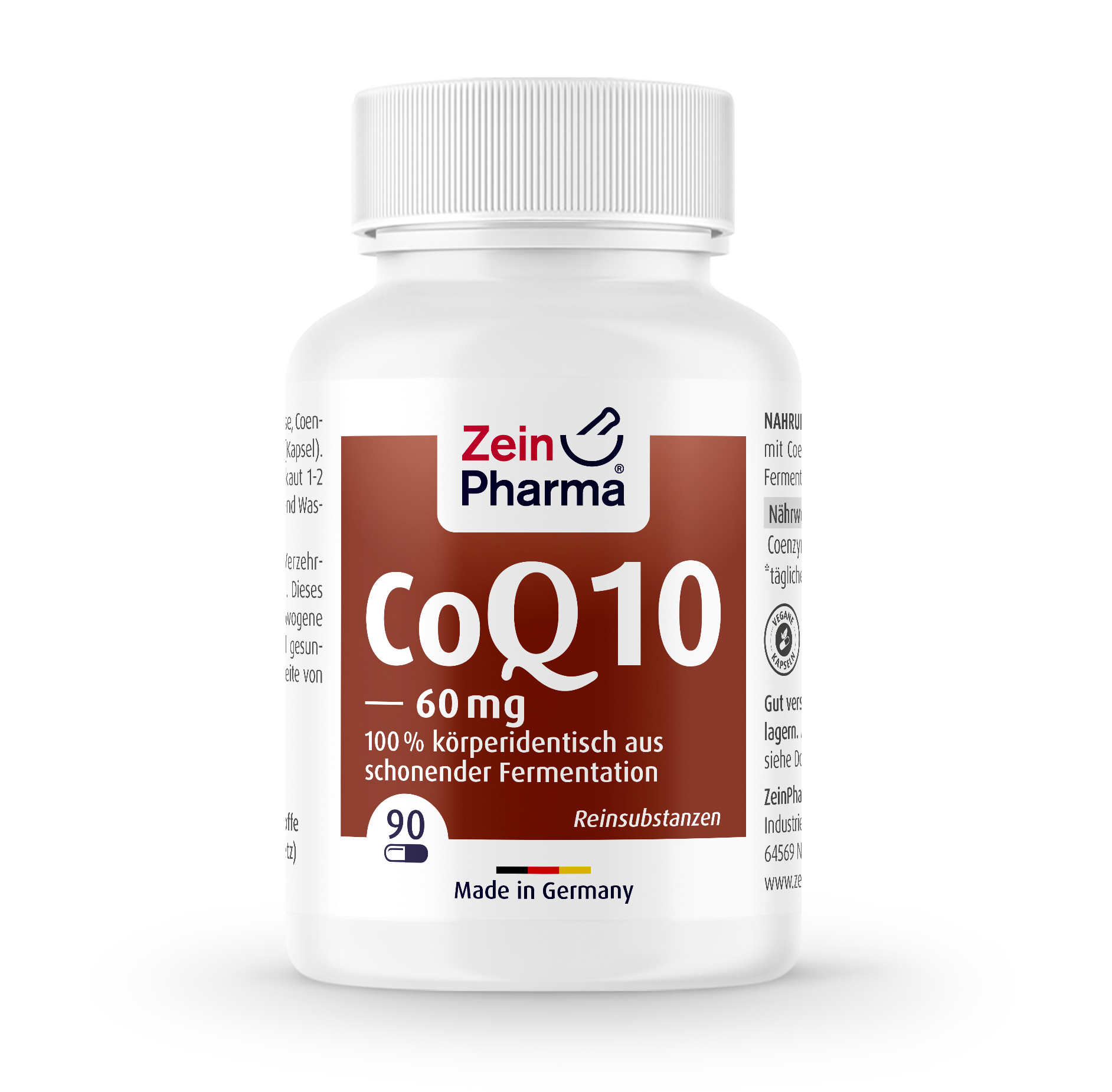 Coenzym Q10 60 mg Kapseln