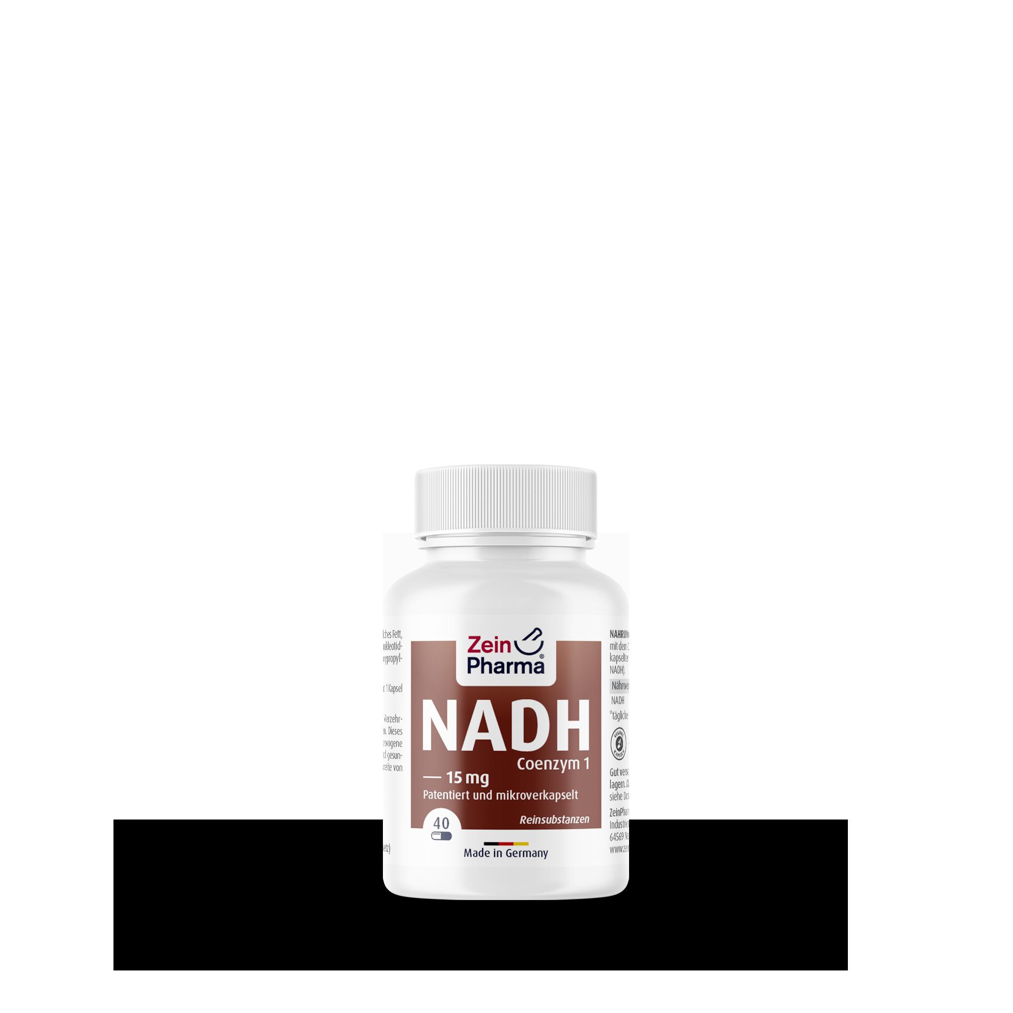 NADH (Coenzym 1) 15 mg