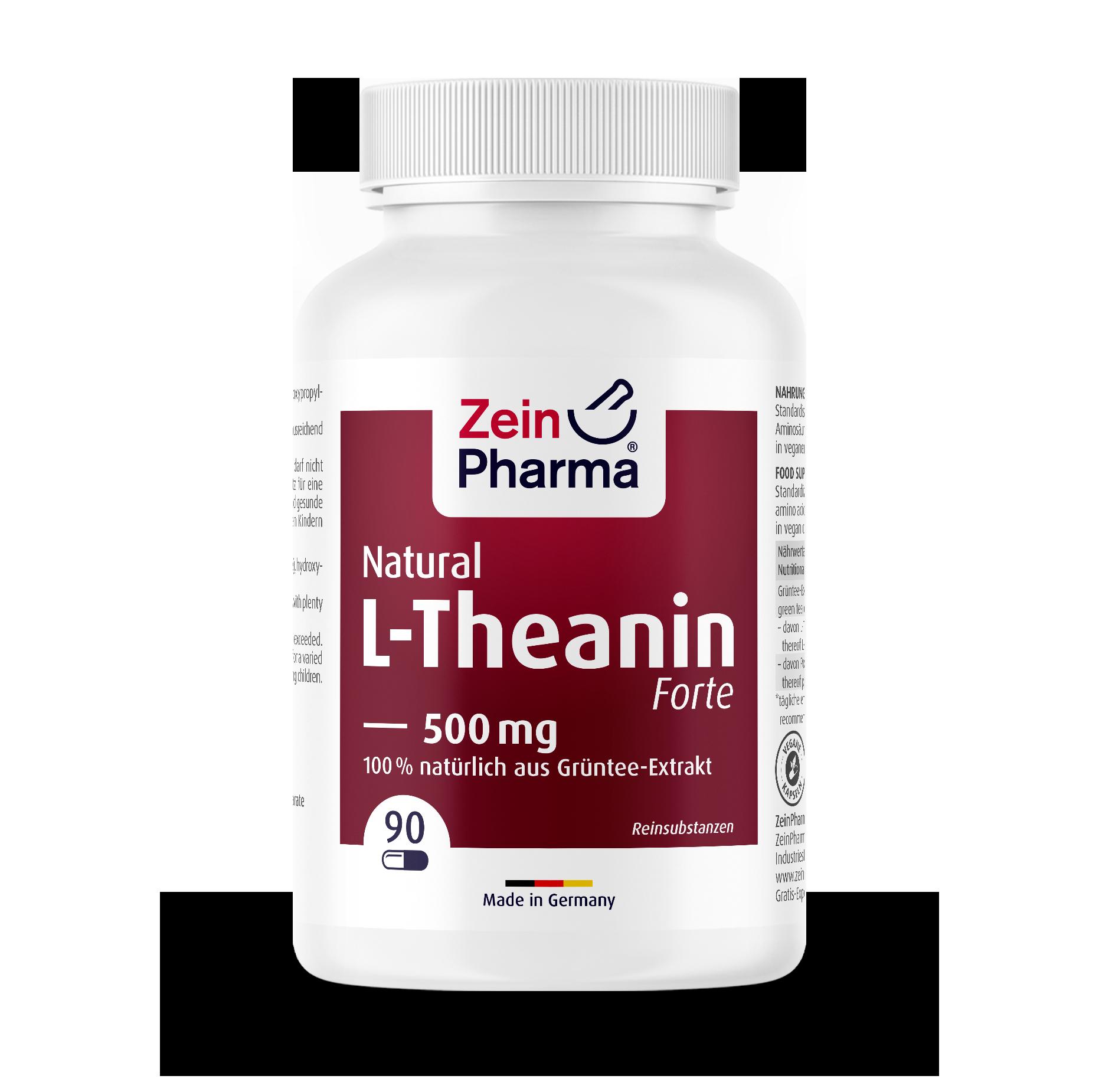 L-Theanin Natural Forte Kapseln