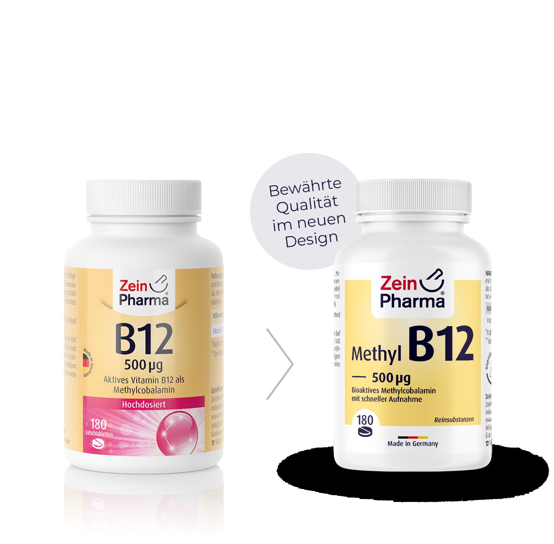 Methyl B12 Lutschtabletten