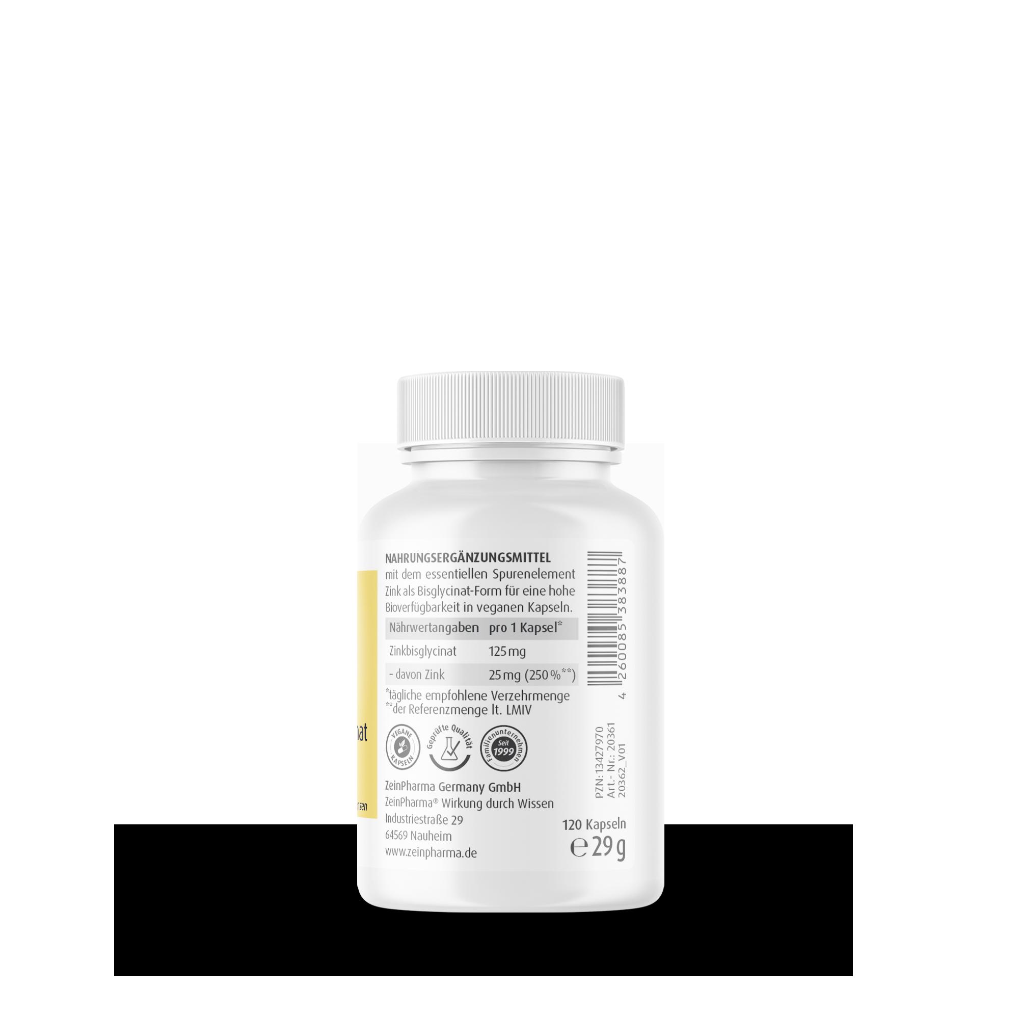 Zink-Chelat 15 mg