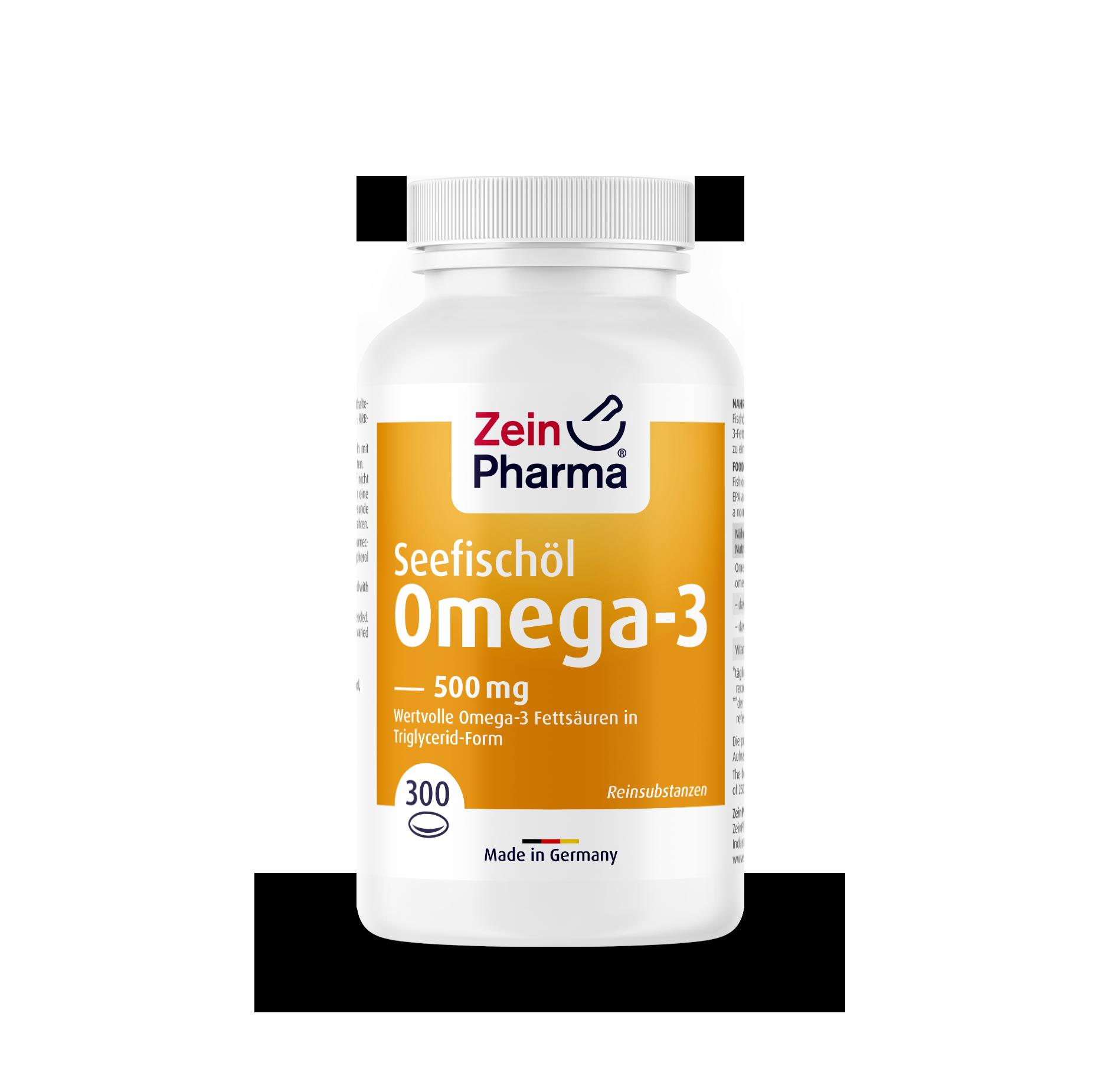 Omega-3 500 mg