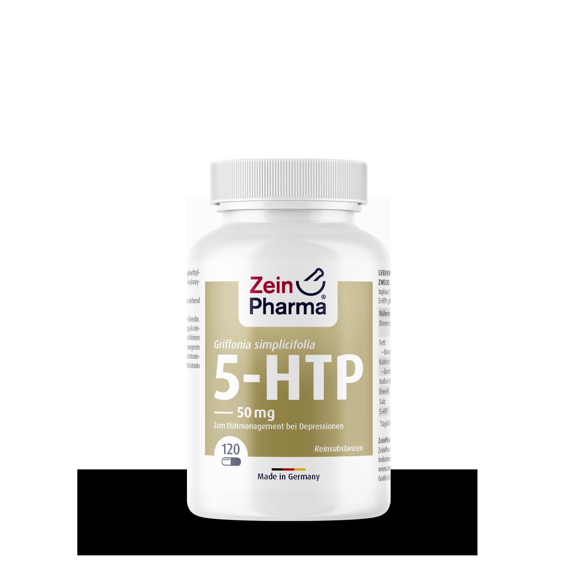 Griffonia 5-HTP 50 mg