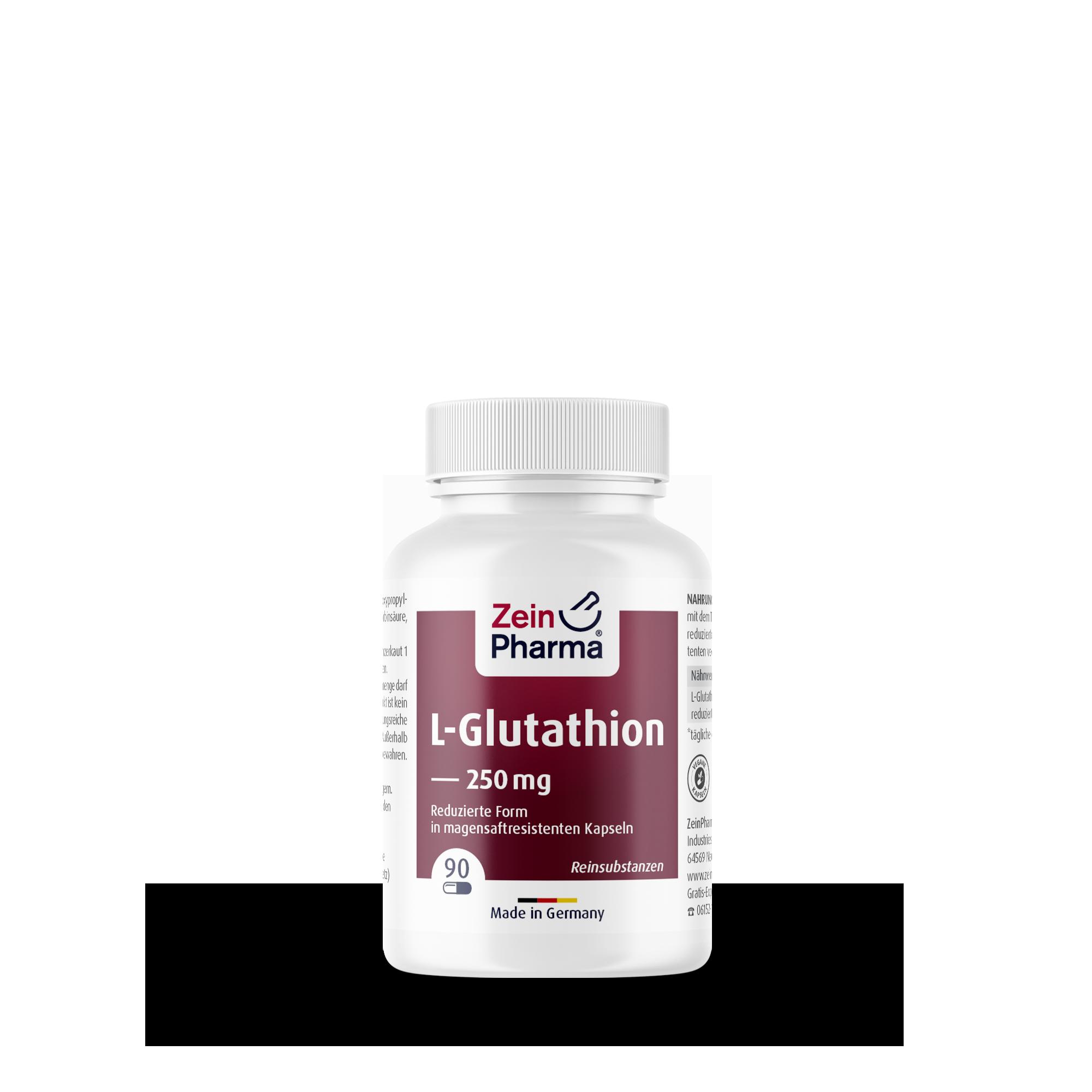 L-Glutathion 250 mg