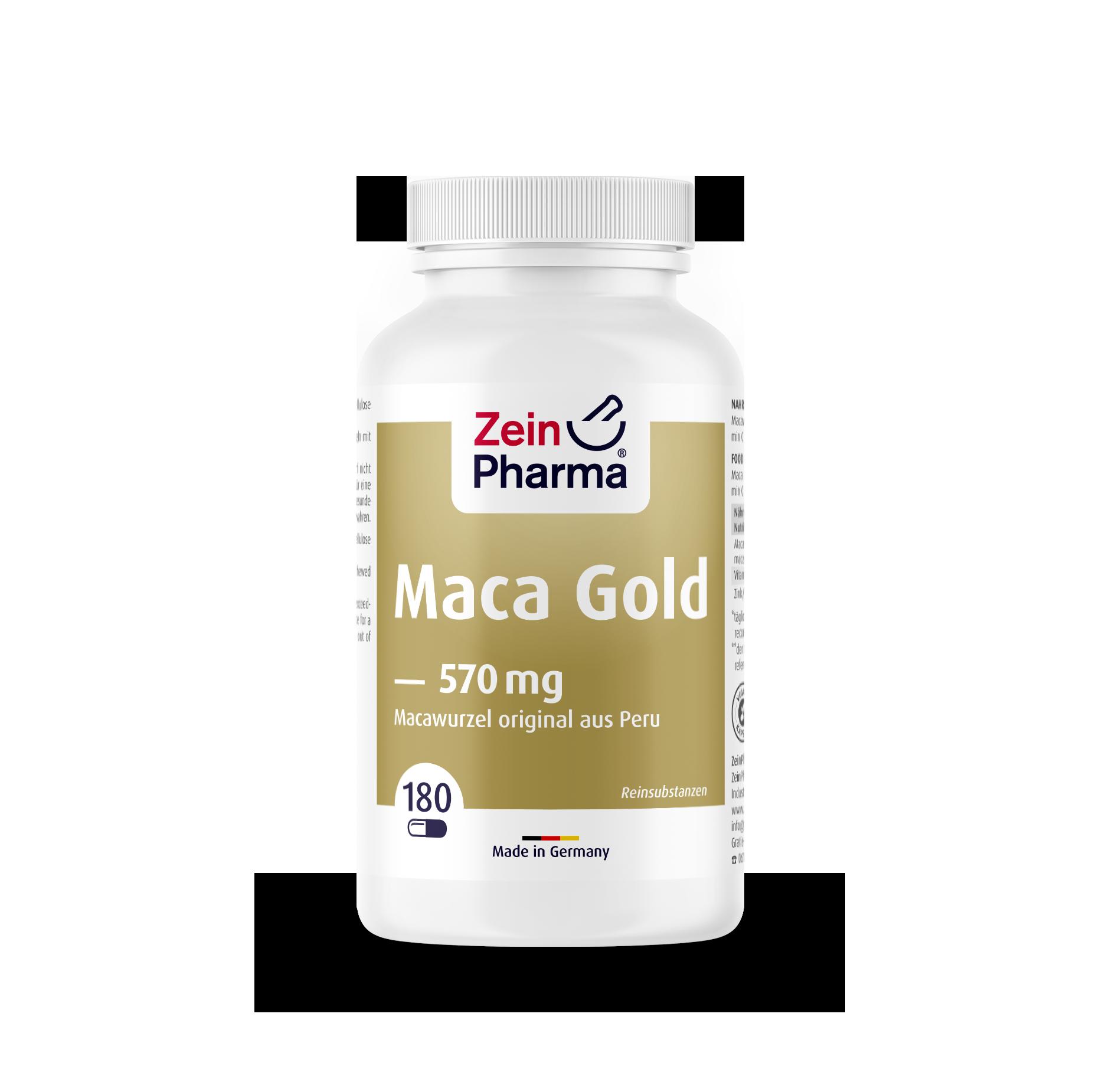 Maca Gold 570 mg