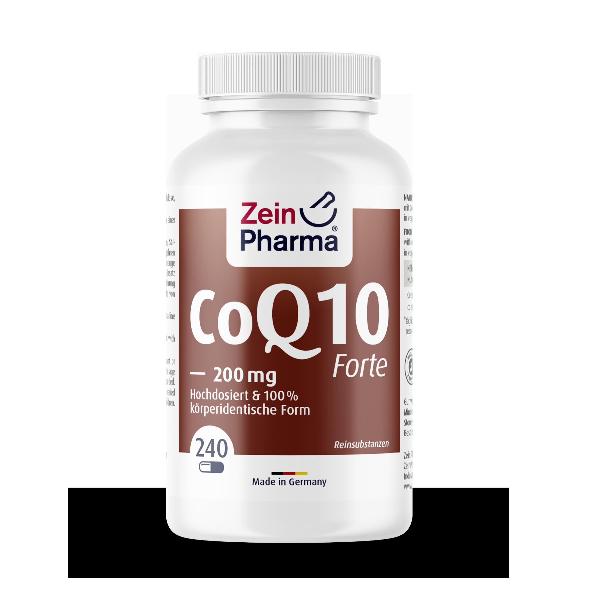 Coenzym Q10 forte 200 mg