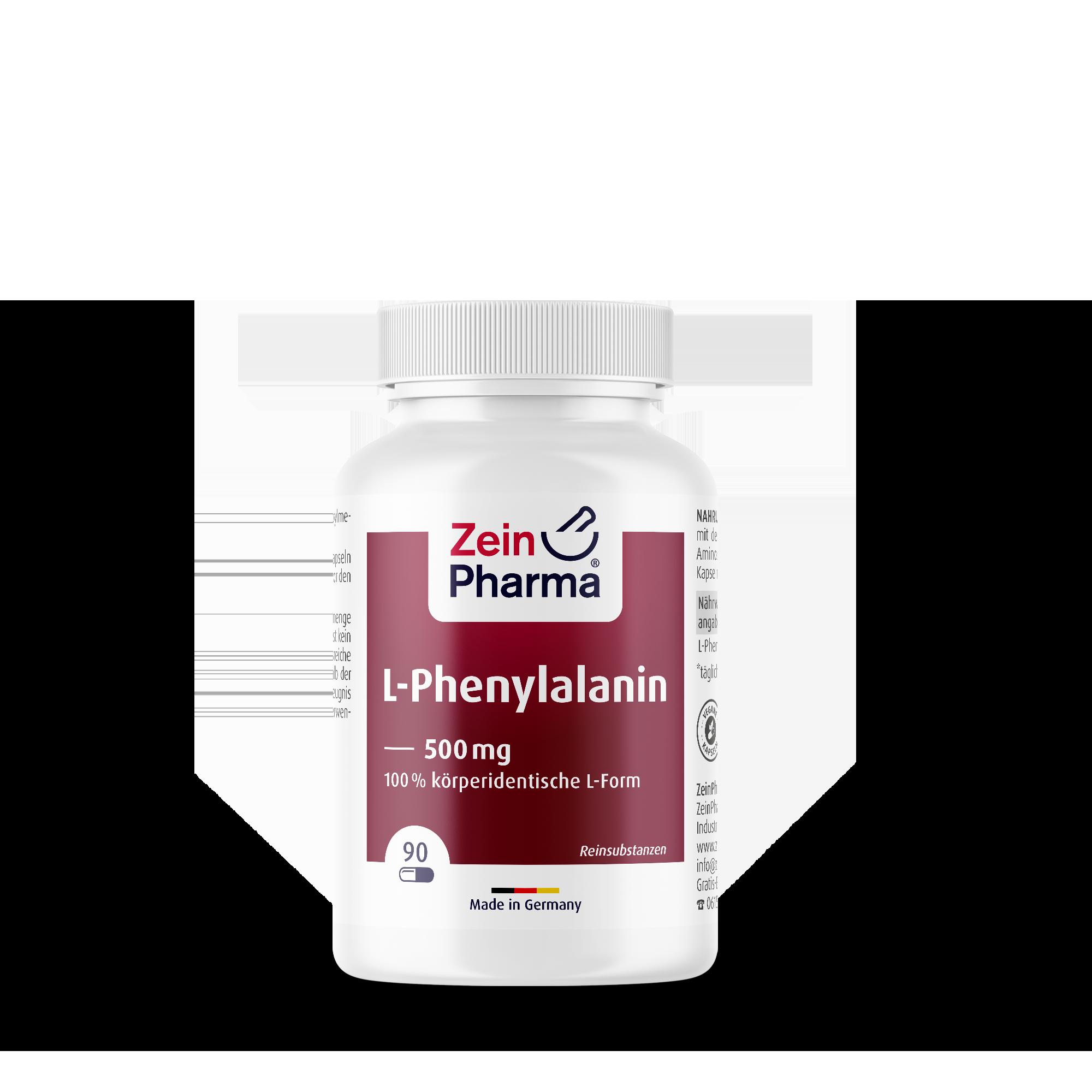 L-Phenylalanin 500 mg